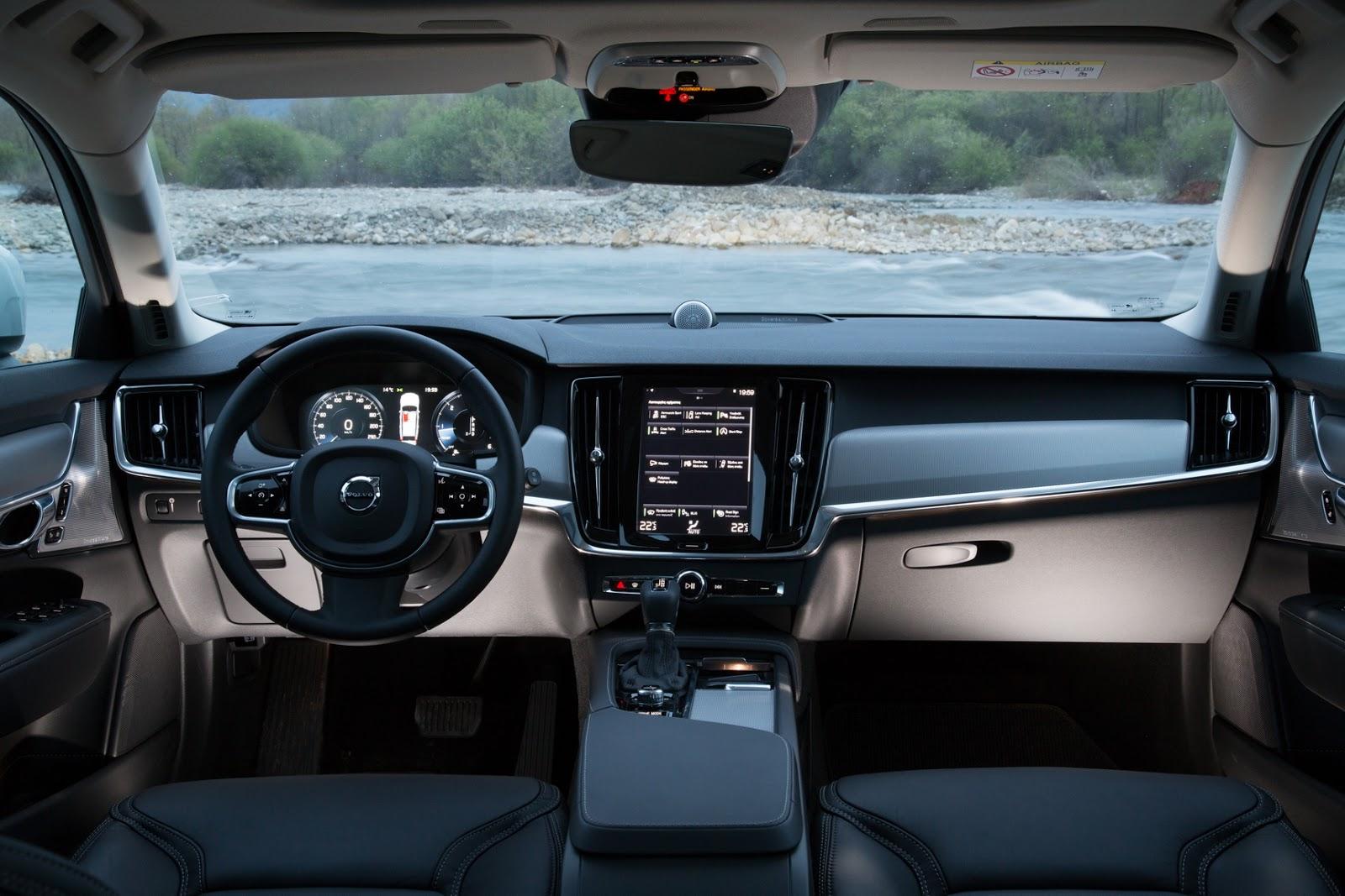 V902BCROSS2BCOUNTRY2B38 1 Το Volvo V90 Cross Country απευθύνεται σε ανήσυχους εξερευνητές της περιπέτειας! Crossover, Volvo, Volvo Car Hellas, Volvo Cars, Volvo V70 XC, Volvo V90 Cross Country, Volvo XC70