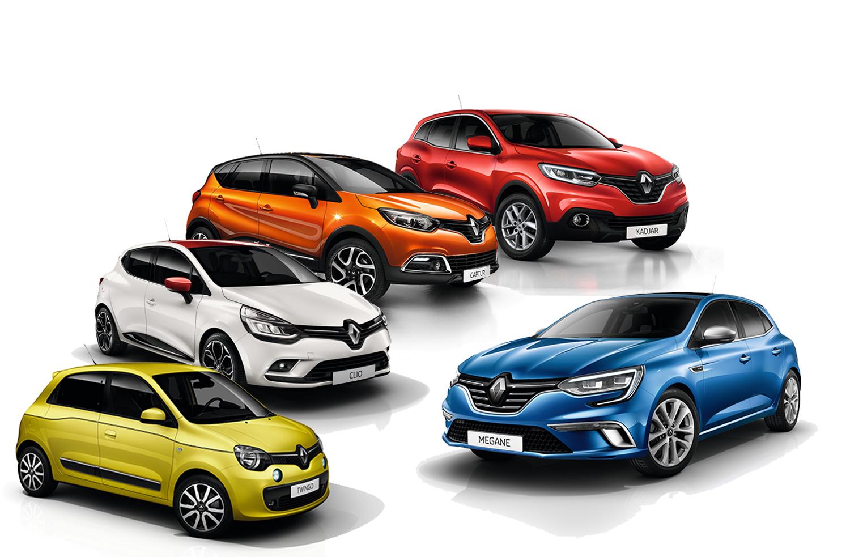 group4 new2Bclio252Bmegane Η Renault και η Dacia στην έκθεση AUTO FESTIVAL 2017 Auto Festival, AUTO FESTIVAL ΘΕΣΣΑΛΟΝΙΚΗΣ, autoshow, Dacia, Renault