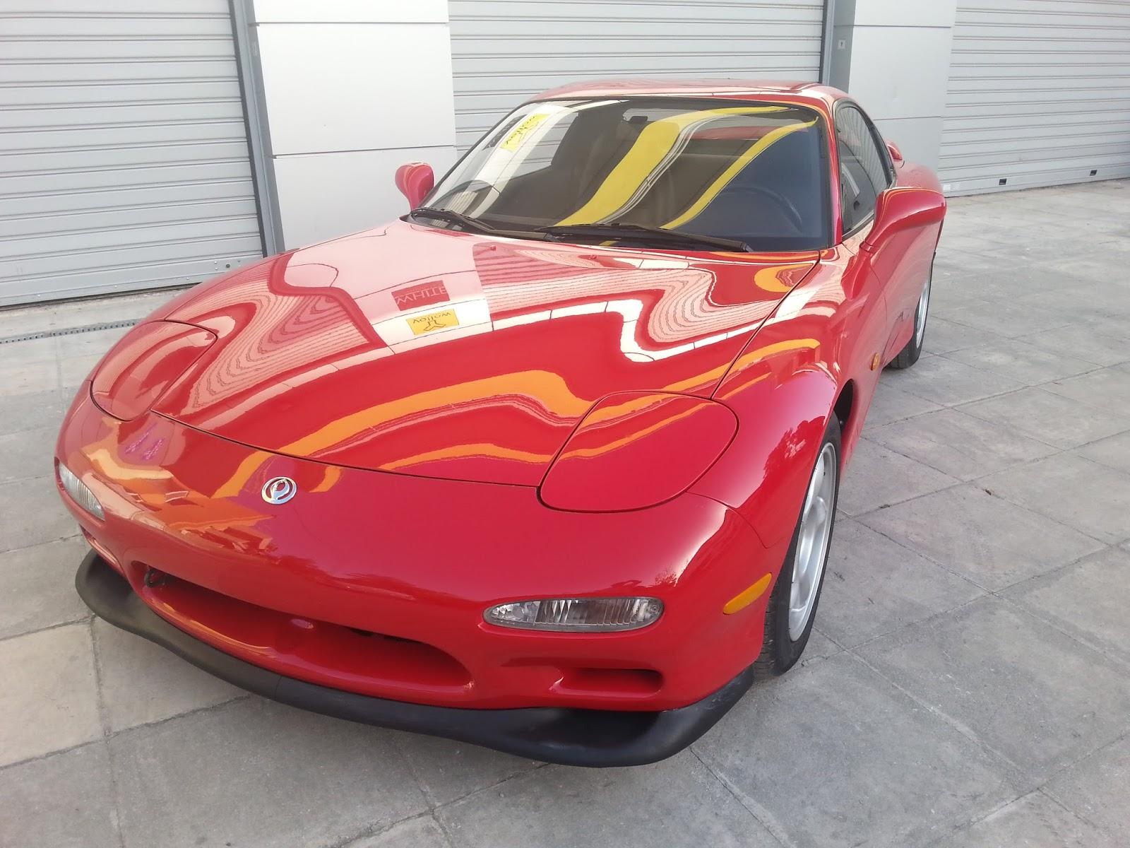 1 Όταν οδήγησα ένα καινούριο Mazda RX-7