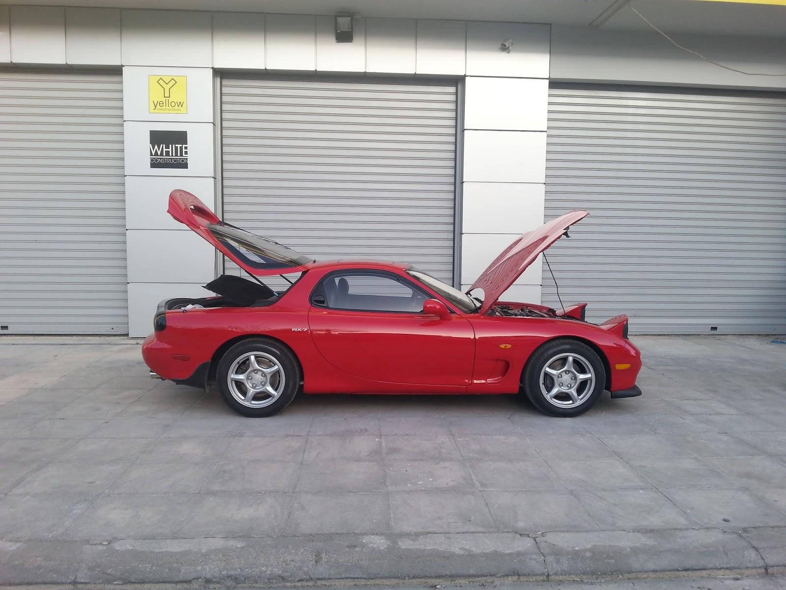 12 Όταν οδήγησα ένα καινούριο Mazda RX-7 Mazda, Mazda RX-7, TEST, zblog, αυτοκίνητα, ΔΟΚΙΜΕΣ, καινούρια, μεταχειρισμένα, οδηγούμε