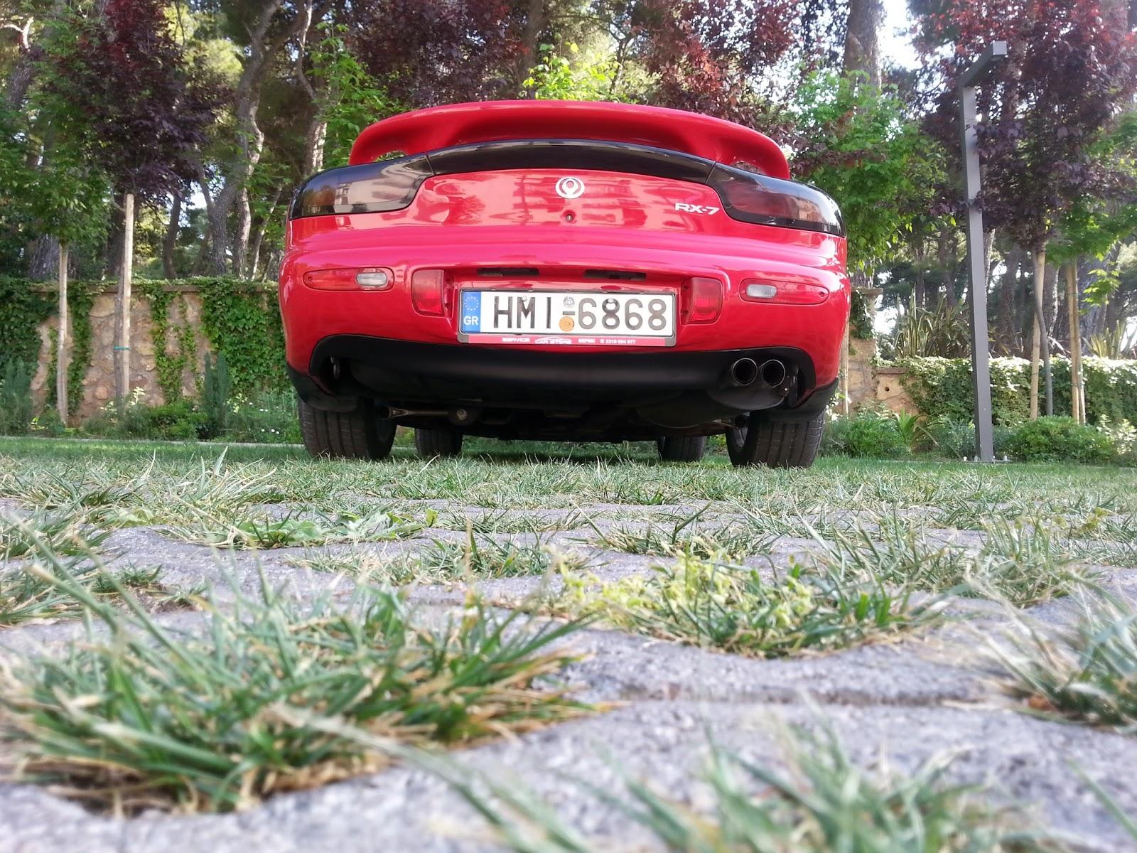 13 Όταν οδήγησα ένα καινούριο Mazda RX-7 Mazda, Mazda RX-7, TEST, zblog, αυτοκίνητα, ΔΟΚΙΜΕΣ, καινούρια, μεταχειρισμένα, οδηγούμε