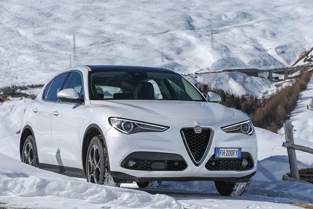 170227 Alfa Romeo Stelvio 01 Νέα έκδοση πετρελαίου 150 ίππων για την Alfa Romeo Stelvio alfa romeo, Alfa Romeo Stelvio, Alfa Romeo SUV, SUV