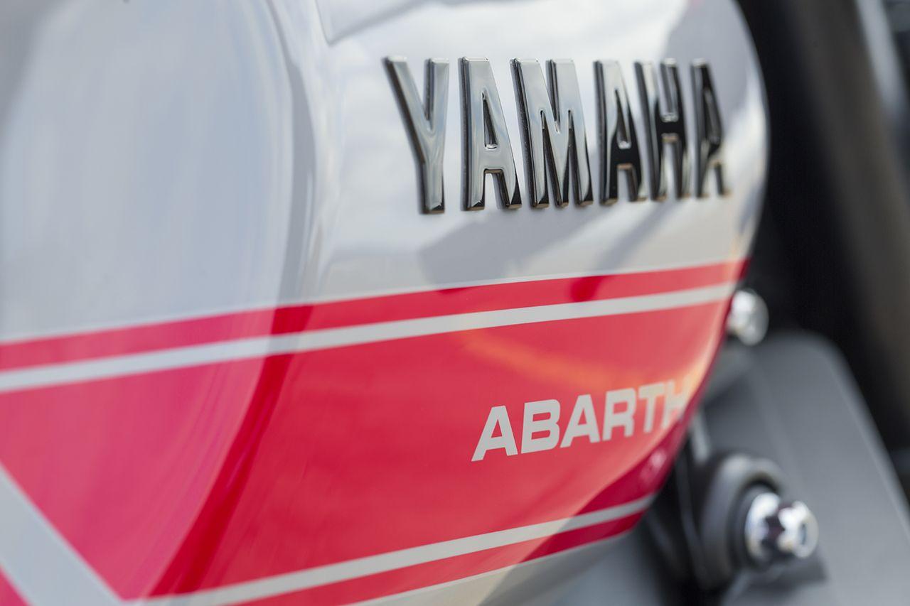 170327 Abarth 695 XSR Detail 05 Με 25.500 ευρώ αποκτάς το συλλεκτικό Abarth 695 XSR Yamaha Abarth, Abarth 695 XSR Yamaha Limited Edition, Akrapovič, Hot Hatch, Limited edition, videos, Yamaha, Περιορισμένης παραγωγής, τιμες