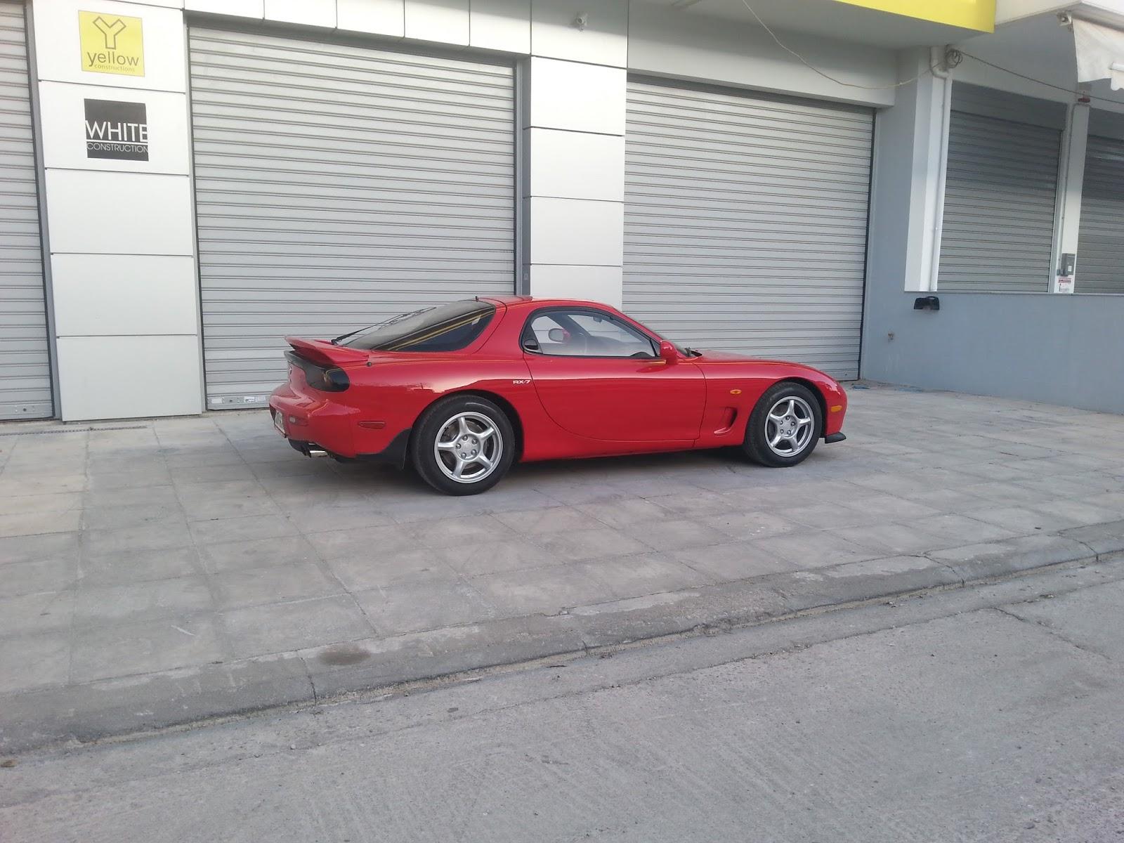 18 Όταν οδήγησα ένα καινούριο Mazda RX-7 Mazda, Mazda RX-7, TEST, zblog, αυτοκίνητα, ΔΟΚΙΜΕΣ, καινούρια, μεταχειρισμένα, οδηγούμε