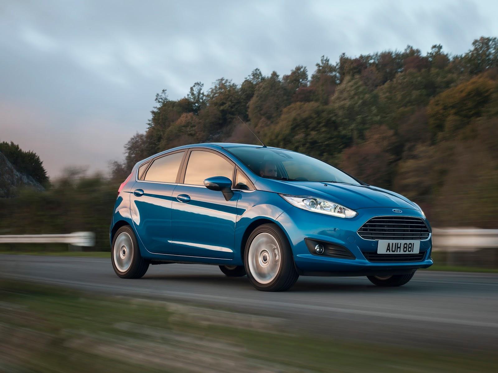 2012FordFiesta Έρχεται το νέο Ford Fiesta, όμως το παλιό πουλάει σαν τρελό Bestseller, Ford, Ford Fiesta, Sales, videos, Εργοστάσιο, πωλήσεις, πωλήσεις αυτοκινήτων