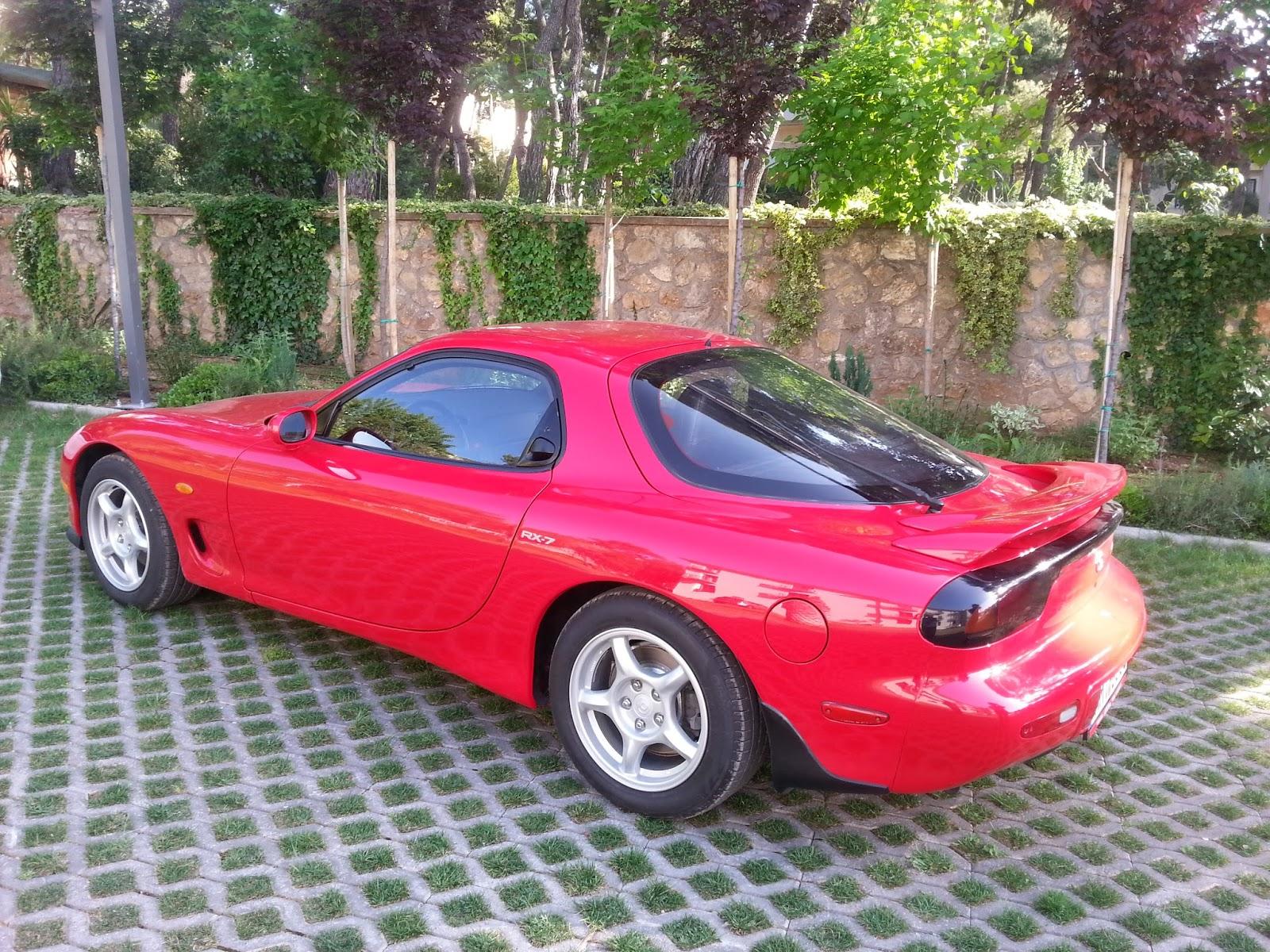 3 Όταν οδήγησα ένα καινούριο Mazda RX-7 Mazda, Mazda RX-7, TEST, zblog, αυτοκίνητα, ΔΟΚΙΜΕΣ, καινούρια, μεταχειρισμένα, οδηγούμε