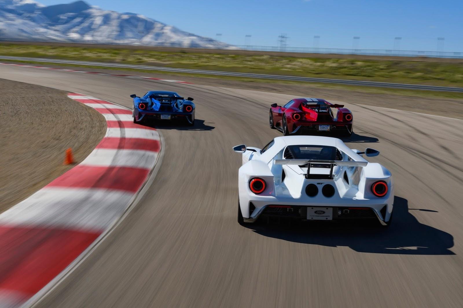 All NewFordGT Innovations 032B252812529 Ford GT : Το αυτοκίνητο του αύριο... σήμερα Ford, Ford GT, Ford GT 40, Future, supercars, τεχνικά, Τεχνολογία