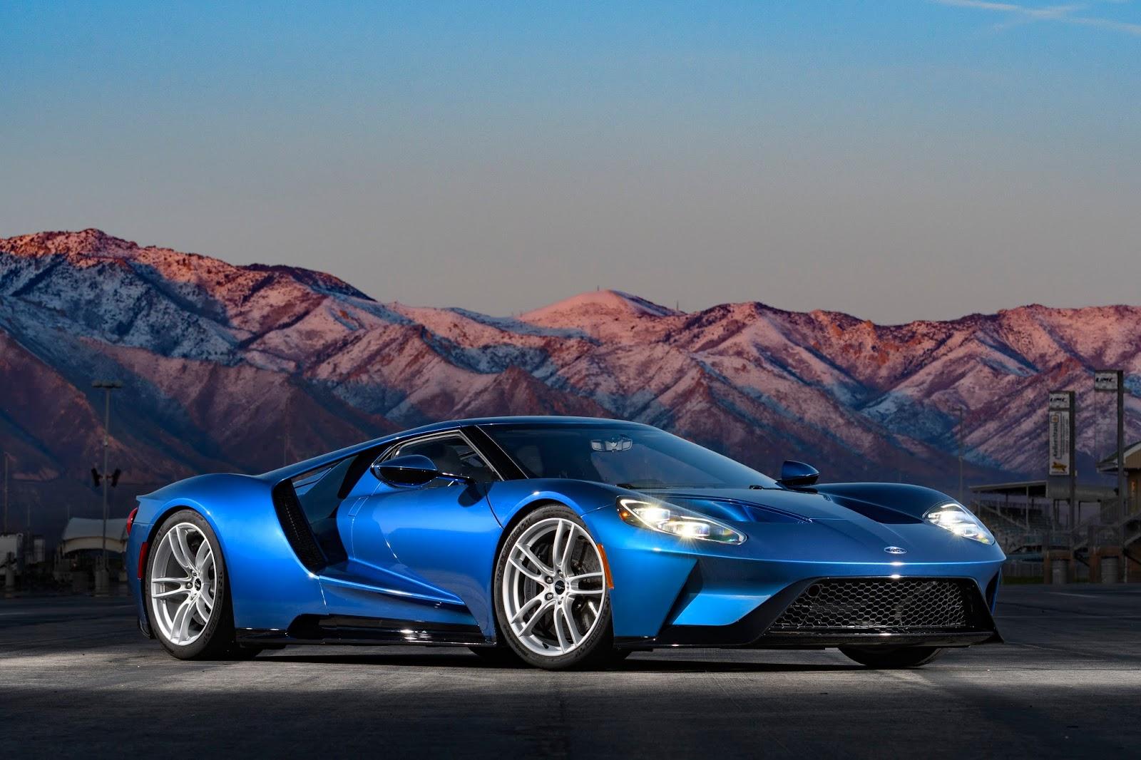 All NewFordGT Innovations 05 Ford GT : Το αυτοκίνητο του αύριο... σήμερα Ford, Ford GT, Ford GT 40, Future, supercars, τεχνικά, Τεχνολογία