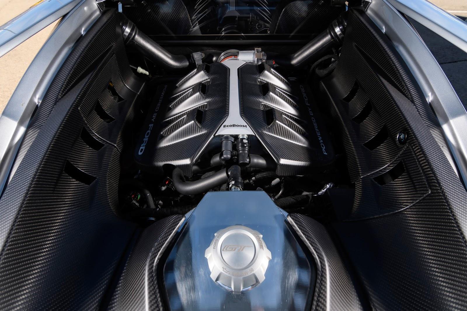All NewFordGT Innovations 10 Ford GT : Το αυτοκίνητο του αύριο... σήμερα Ford, Ford GT, Ford GT 40, Future, supercars, τεχνικά, Τεχνολογία