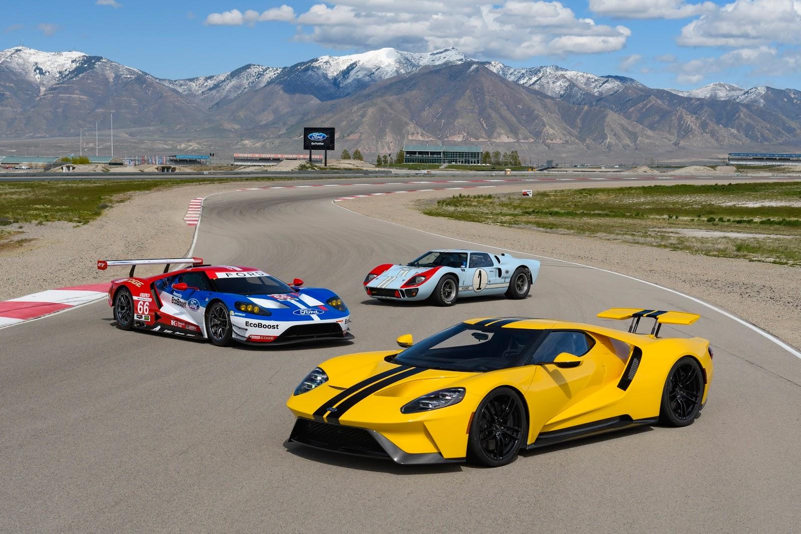 All NewFordGT Innovations 11 Ford GT : Το αυτοκίνητο του αύριο... σήμερα Ford, Ford GT, Ford GT 40, Future, supercars, τεχνικά, Τεχνολογία