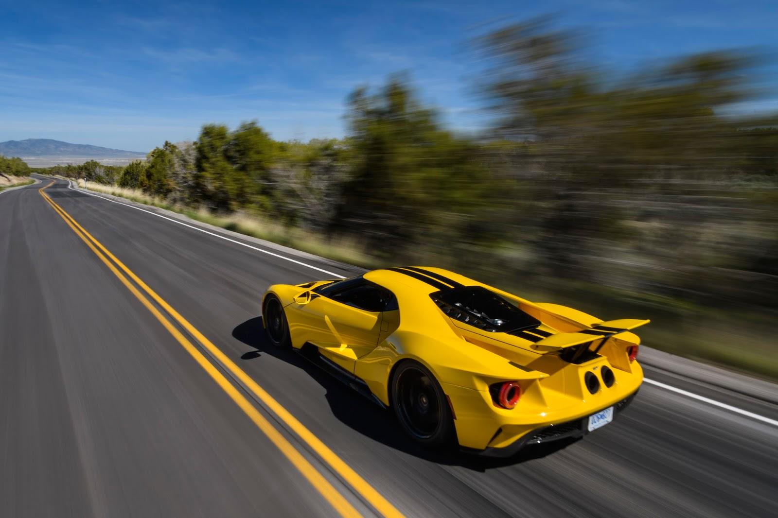 All NewFordGT Innovations 14 Ford GT : Το αυτοκίνητο του αύριο... σήμερα Ford, Ford GT, Ford GT 40, Future, supercars, τεχνικά, Τεχνολογία