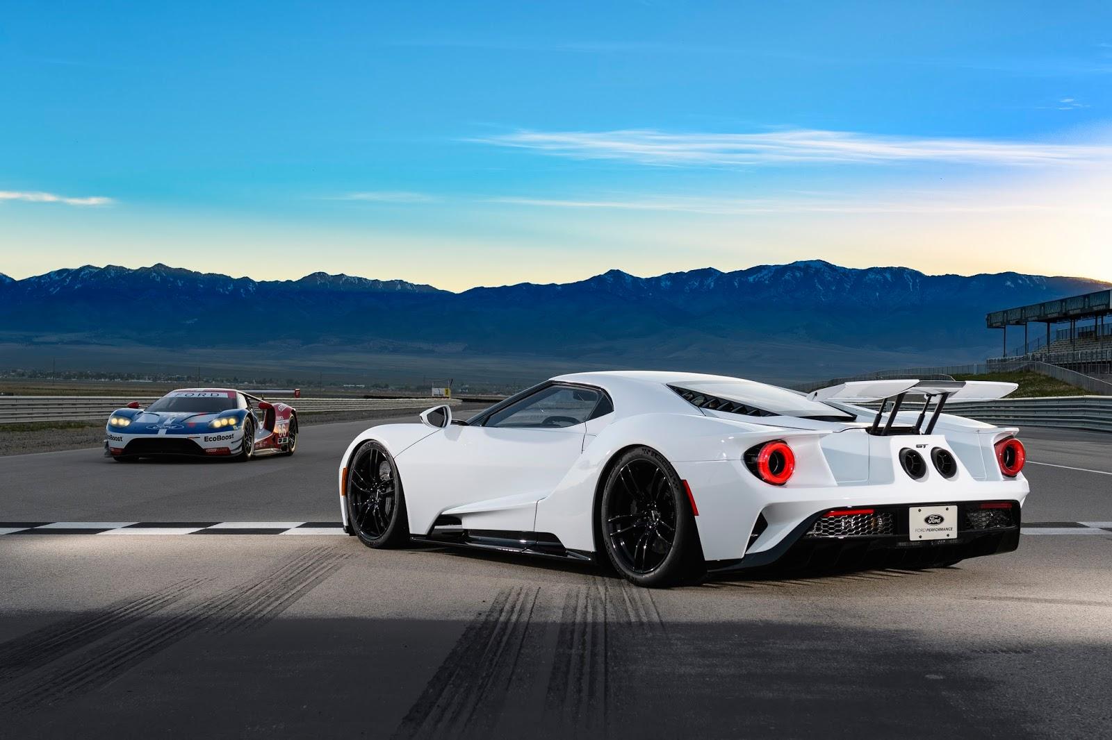 All NewFordGT Innovations 15 Ford GT : Το αυτοκίνητο του αύριο... σήμερα Ford, Ford GT, Ford GT 40, Future, supercars, τεχνικά, Τεχνολογία