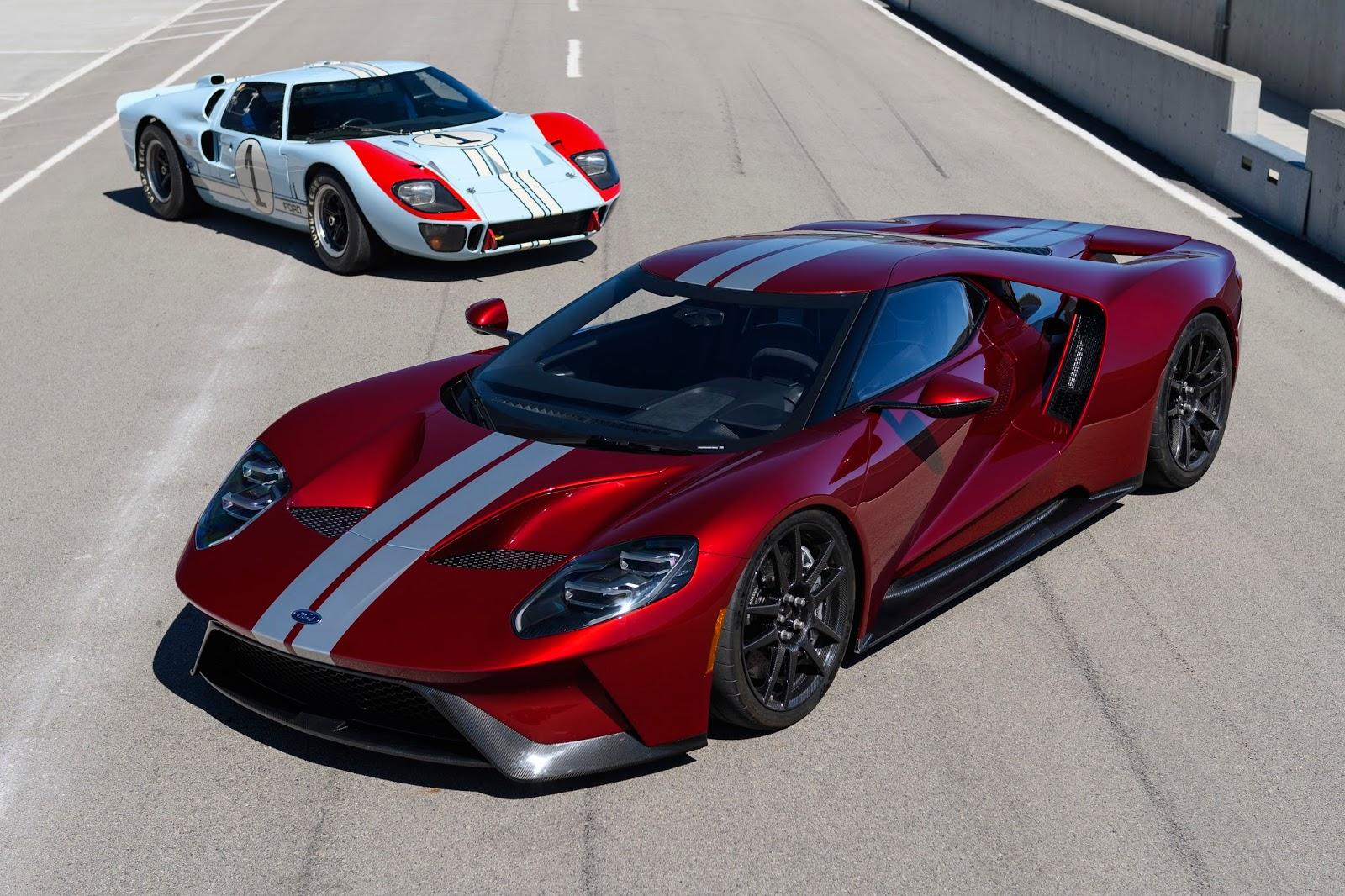All NewFordGT Innovations 18 Ford GT : Το αυτοκίνητο του αύριο... σήμερα Ford, Ford GT, Ford GT 40, Future, supercars, τεχνικά, Τεχνολογία