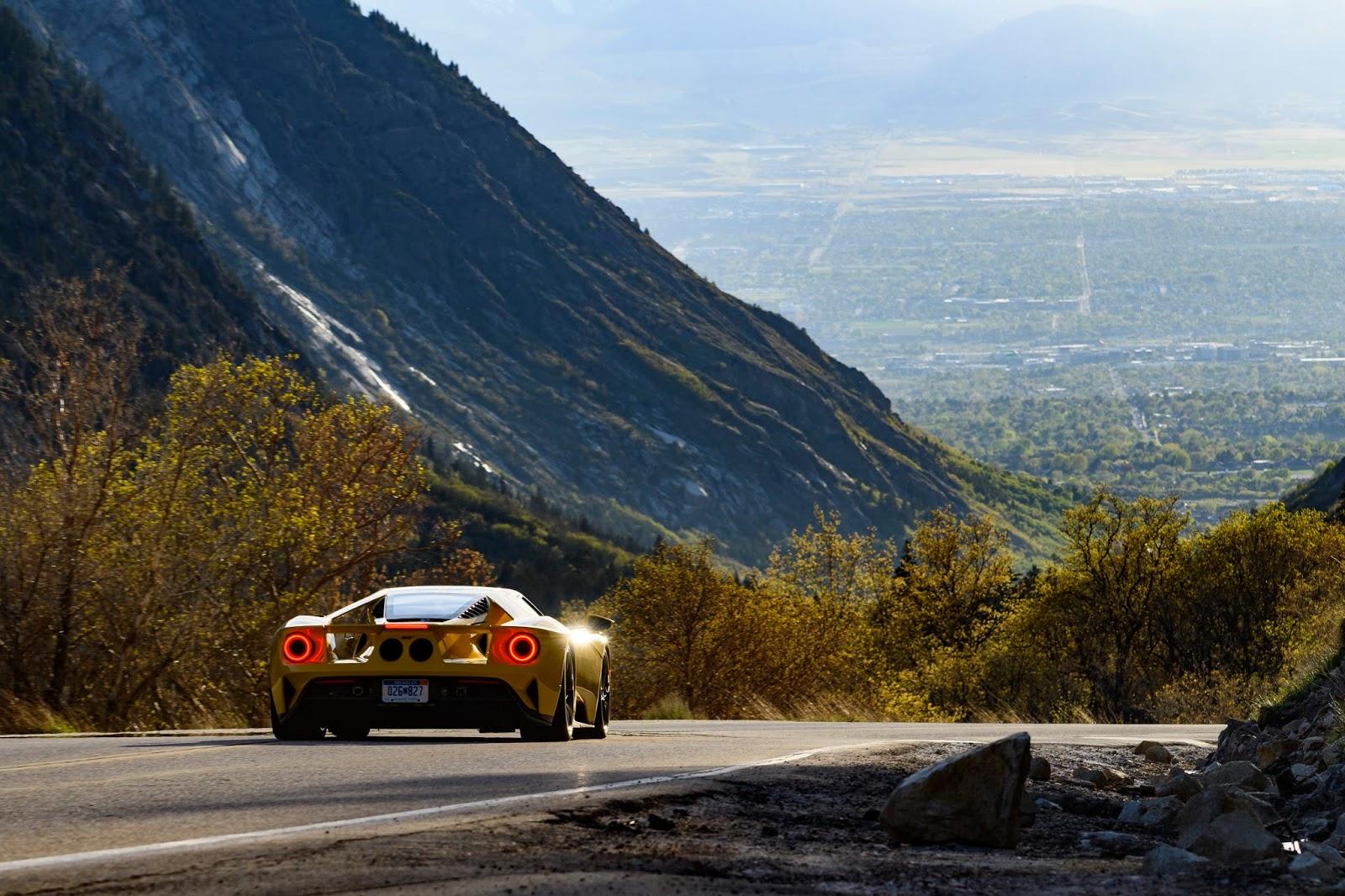 All NewFordGT Innovations 22 Ford GT : Το αυτοκίνητο του αύριο... σήμερα Ford, Ford GT, Ford GT 40, Future, supercars, τεχνικά, Τεχνολογία