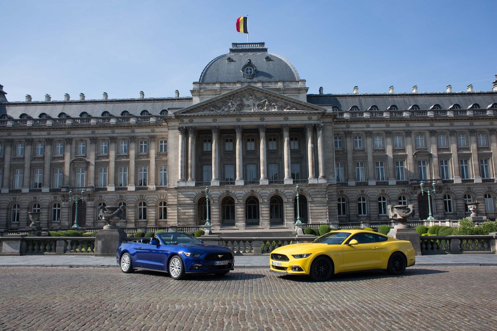 Best SellingSportsCar MustangBelgium Ο... τυφώνας Ford Mustang εξαπλώνεται σε όλο τον κόσμο και ξεπουλάει! Bestseller, cabrio, Ford Mustang, Muscle cars, Sales, πωλήσεις, πωλήσεις αυτοκινήτων