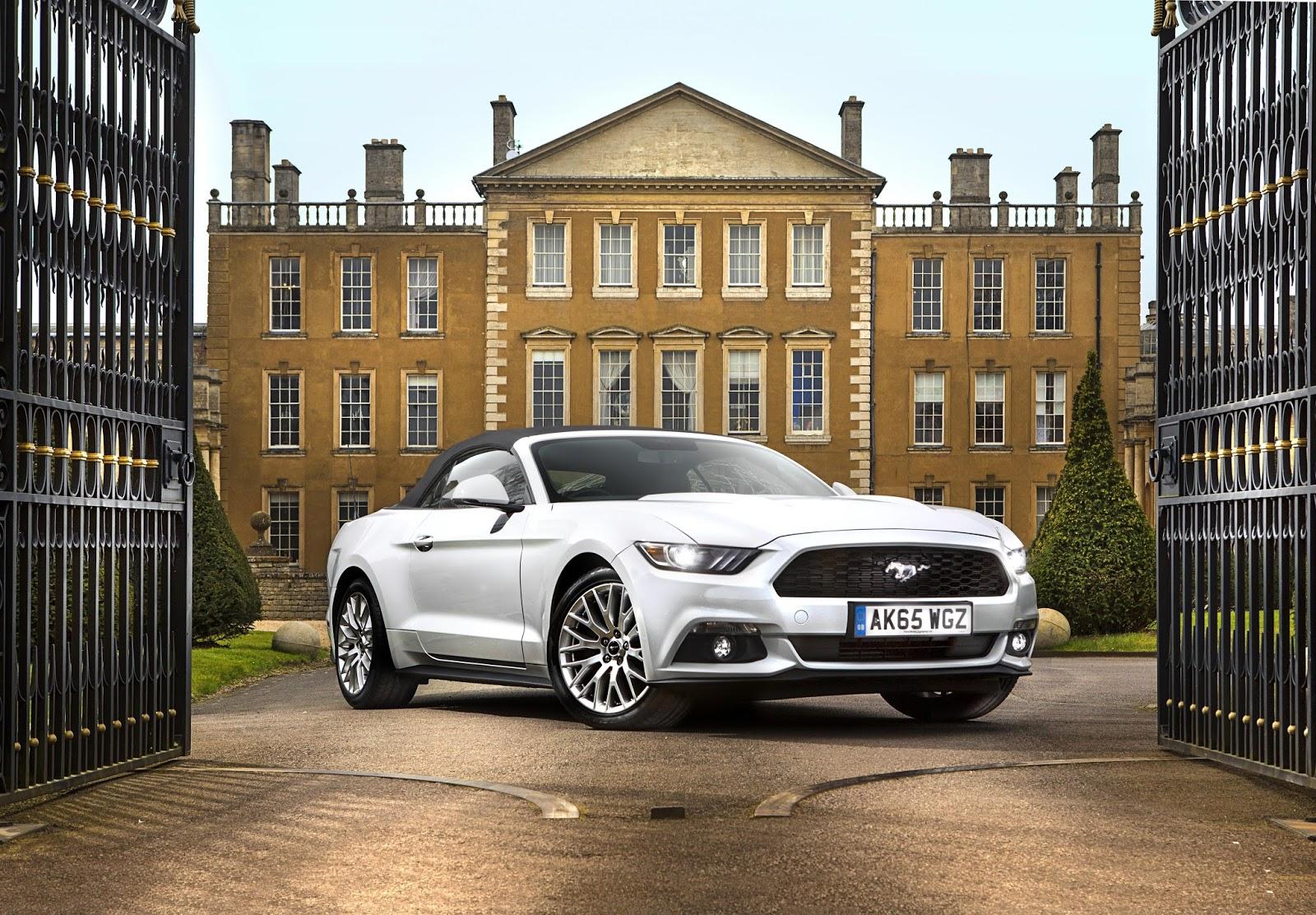 Best SellingSportsCar MustangEngland Ο... τυφώνας Ford Mustang εξαπλώνεται σε όλο τον κόσμο και ξεπουλάει! Bestseller, cabrio, Ford Mustang, Muscle cars, Sales, πωλήσεις, πωλήσεις αυτοκινήτων