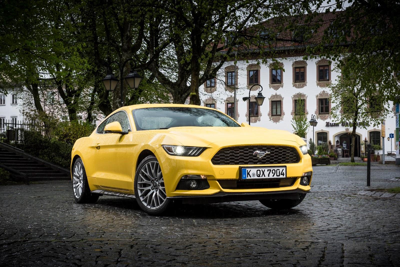 Best SellingSportsCar MustangGermany Ο... τυφώνας Ford Mustang εξαπλώνεται σε όλο τον κόσμο και ξεπουλάει! Bestseller, cabrio, Ford Mustang, Muscle cars, Sales, πωλήσεις, πωλήσεις αυτοκινήτων