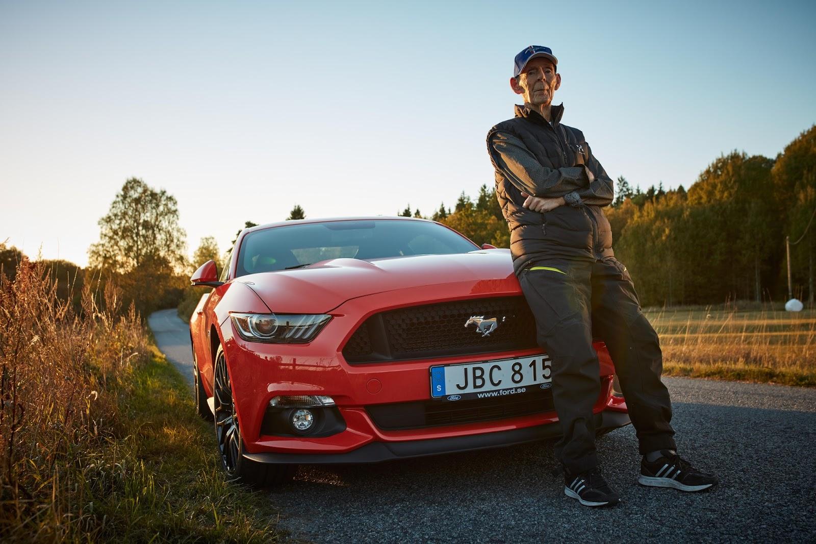 Best SellingSportsCar MustangSweden Ο... τυφώνας Ford Mustang εξαπλώνεται σε όλο τον κόσμο και ξεπουλάει! Bestseller, cabrio, Ford Mustang, Muscle cars, Sales, πωλήσεις, πωλήσεις αυτοκινήτων