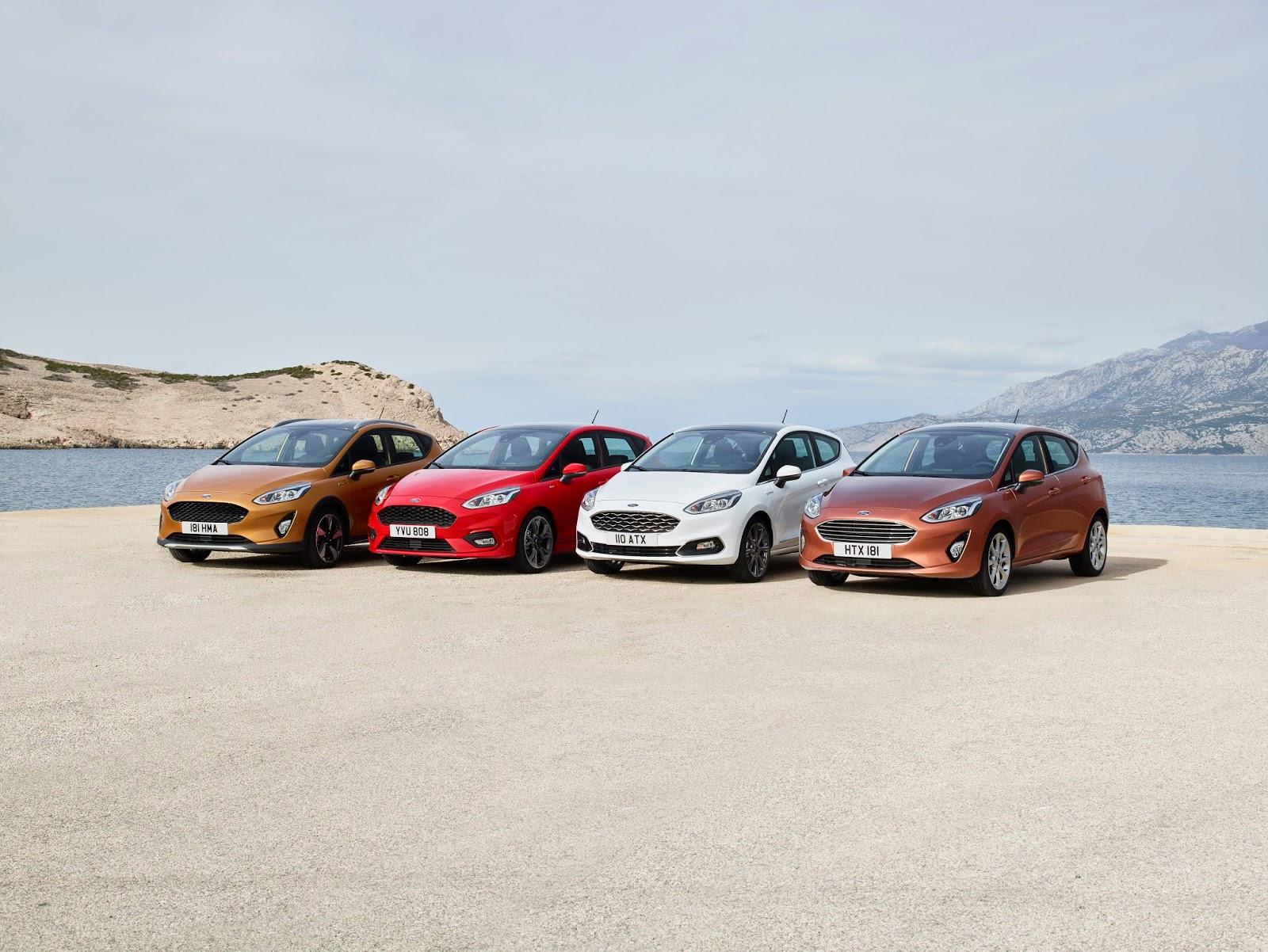 FORD FIESTA2016 RANGE 01 LOW Έρχεται το νέο Ford Fiesta, όμως το παλιό πουλάει σαν τρελό Bestseller, Ford, Ford Fiesta, Sales, videos, Εργοστάσιο, πωλήσεις, πωλήσεις αυτοκινήτων