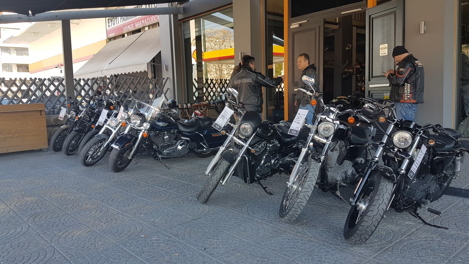 HAD3 Γιατί η Ρόδος γέμισε Harley Davidson;