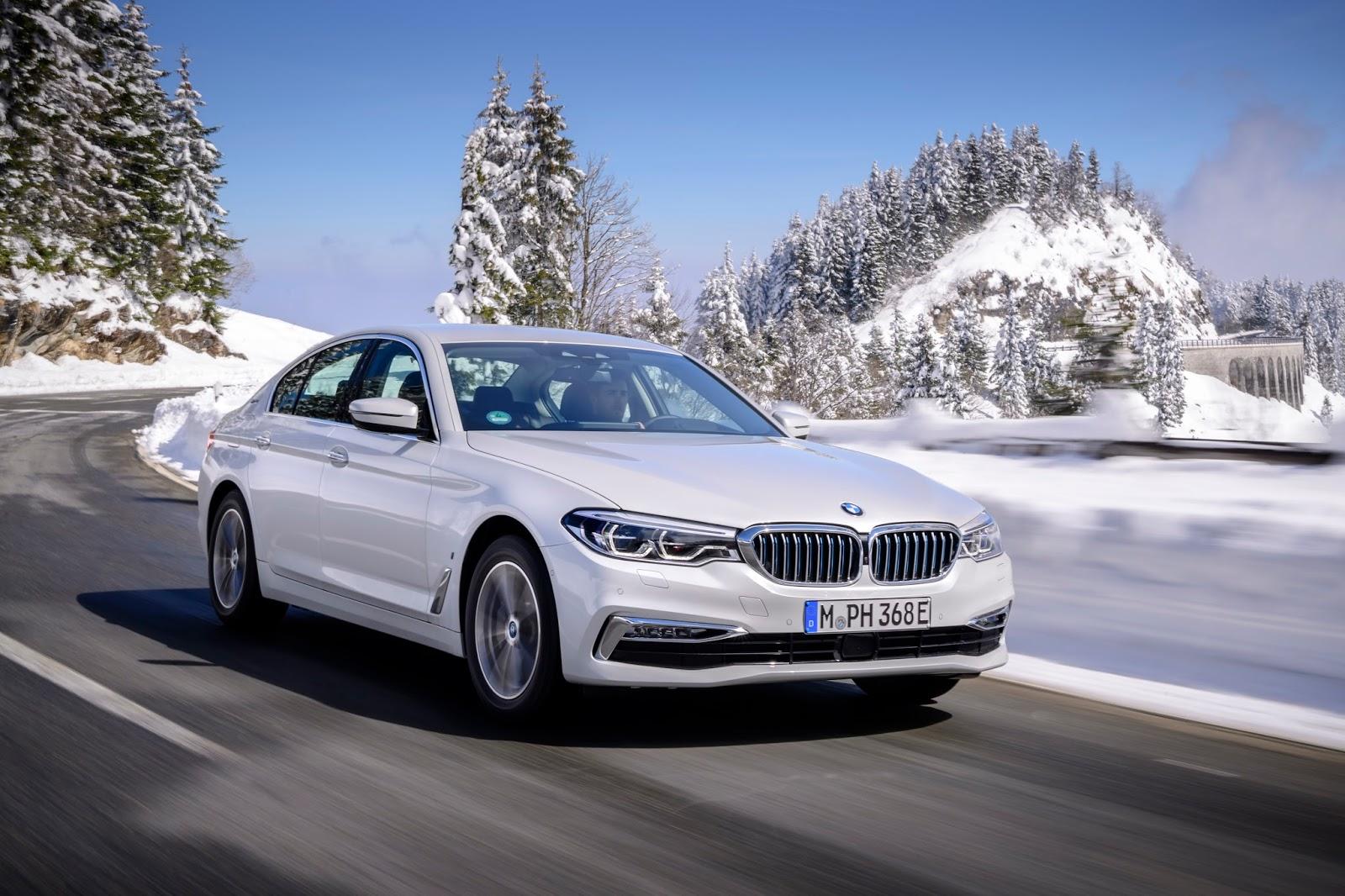 P90256328 highRes the new bmw 530e ipe Η BMW 530e iPerformance φέρνει την ηλεκτρική επανάσταση BMW, BMW 5, BMW 530e iPerformance, Electric cars, Hybrid, Λανσάρισμα