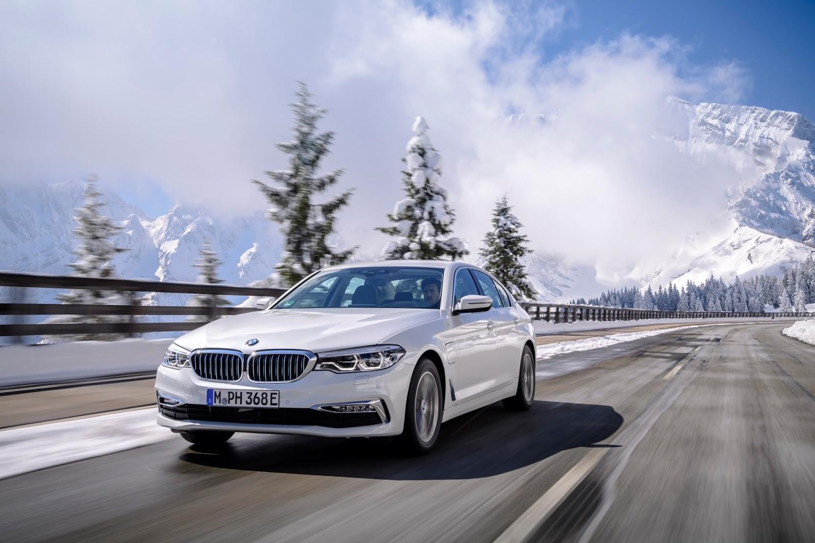 P90256335 highRes the new bmw 530e ipe Η BMW 530e iPerformance φέρνει την ηλεκτρική επανάσταση BMW, BMW 5, BMW 530e iPerformance, Electric cars, Hybrid, Λανσάρισμα
