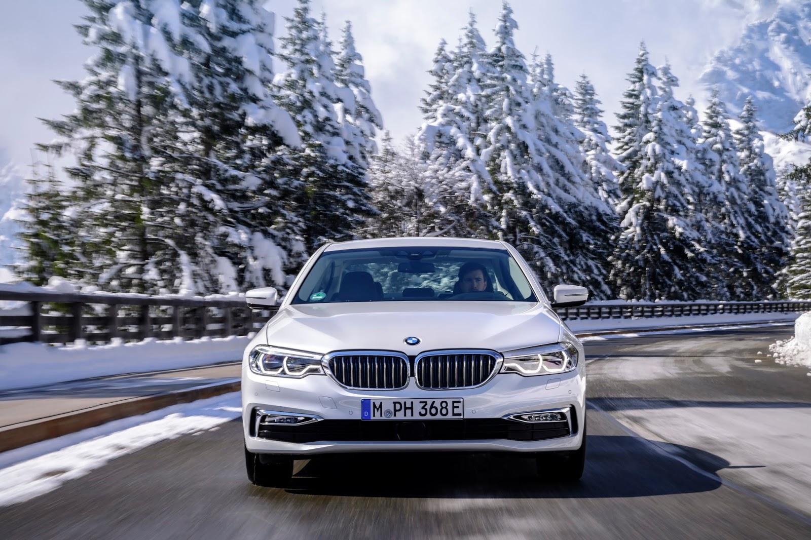 P90256337 highRes the new bmw 530e ipe Η BMW 530e iPerformance φέρνει την ηλεκτρική επανάσταση BMW, BMW 5, BMW 530e iPerformance, Electric cars, Hybrid, Λανσάρισμα