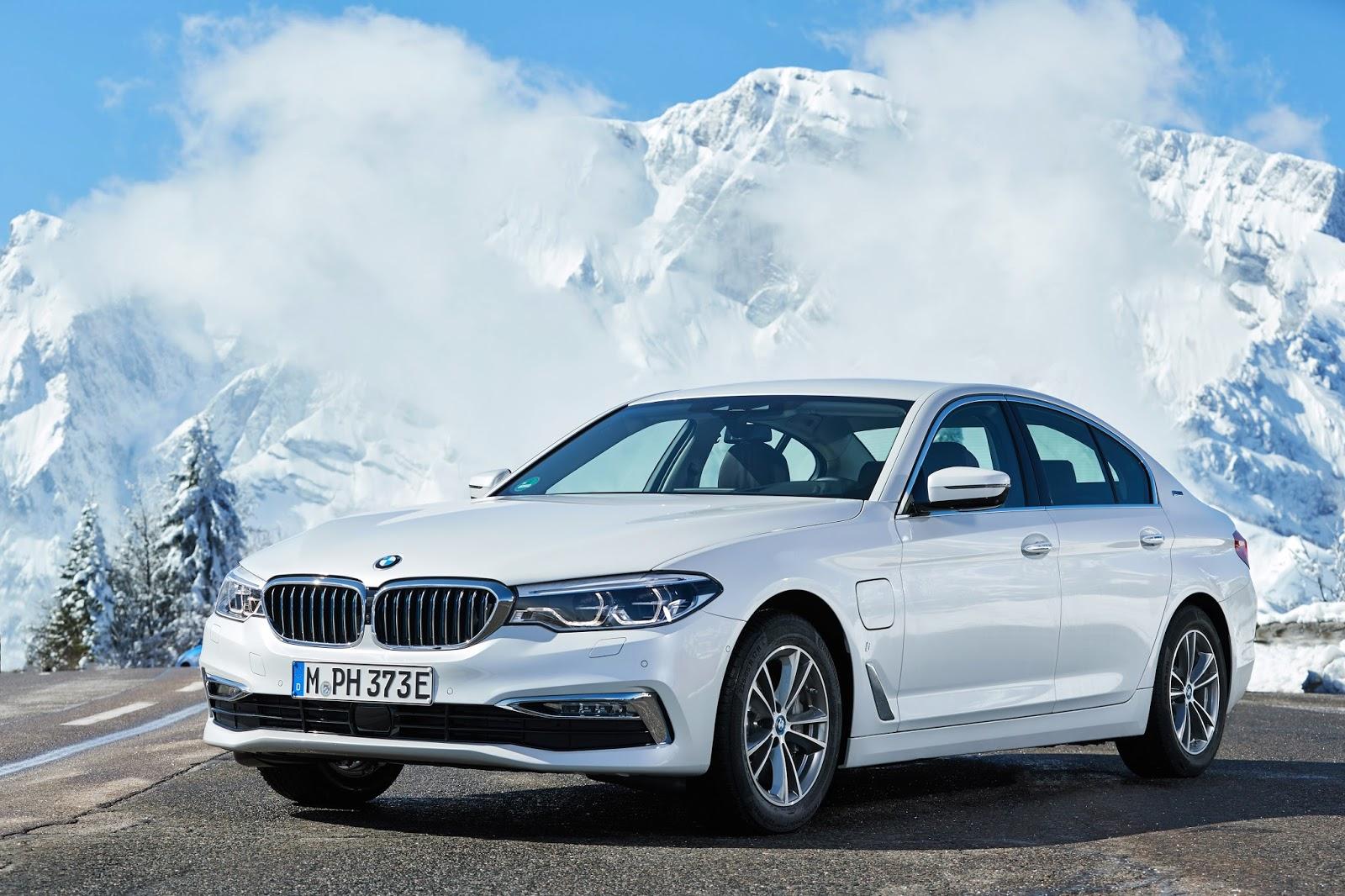 P90256338 highRes the new bmw 530e ipe Η BMW 530e iPerformance φέρνει την ηλεκτρική επανάσταση BMW, BMW 5, BMW 530e iPerformance, Electric cars, Hybrid, Λανσάρισμα
