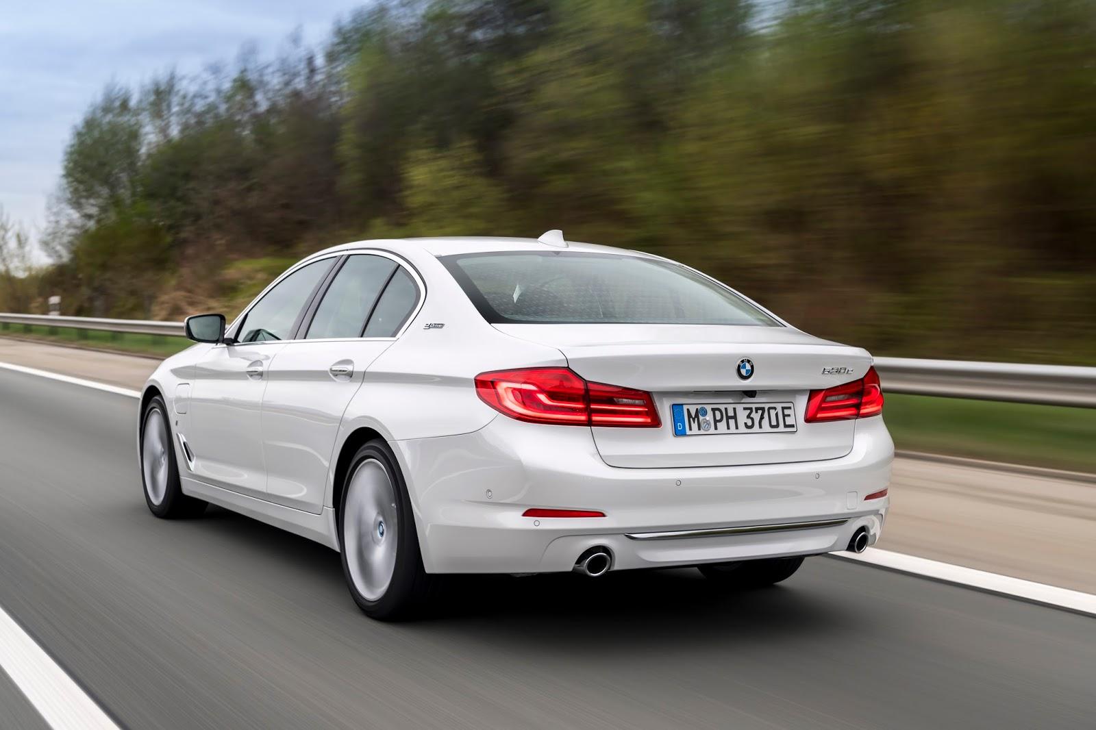 P90256355 highRes the new bmw 530e ipe Η BMW 530e iPerformance φέρνει την ηλεκτρική επανάσταση BMW, BMW 5, BMW 530e iPerformance, Electric cars, Hybrid, Λανσάρισμα