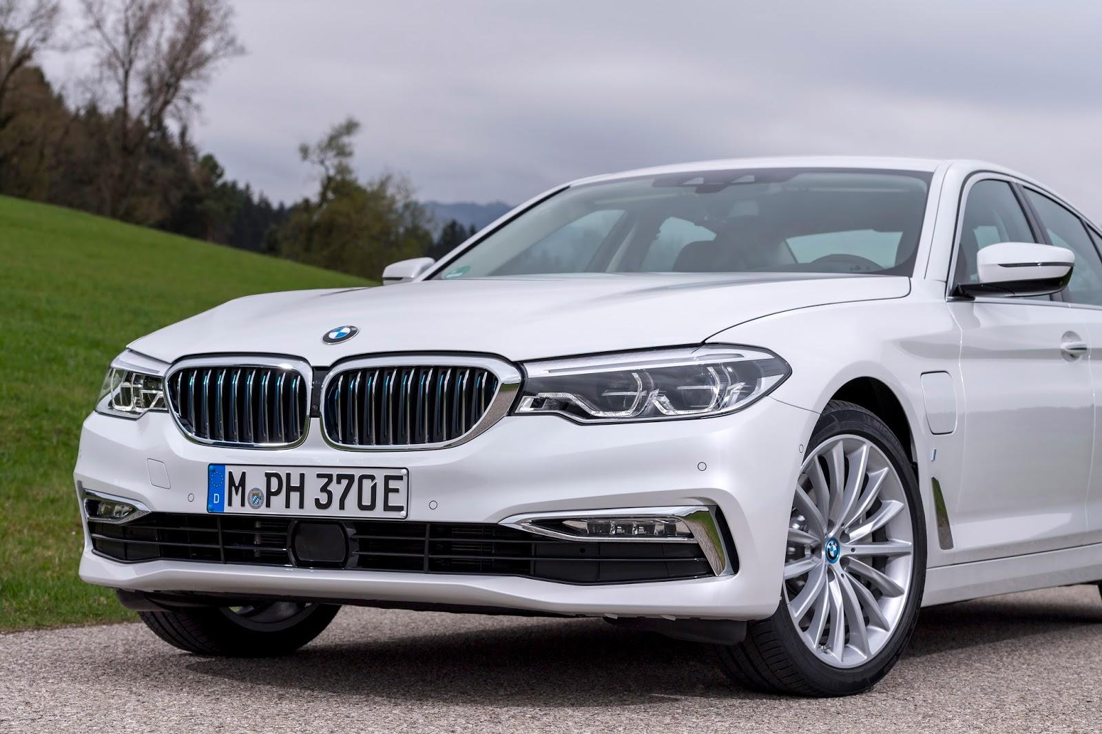 P90256372 highRes the new bmw 530e ipe Η BMW 530e iPerformance φέρνει την ηλεκτρική επανάσταση BMW, BMW 5, BMW 530e iPerformance, Electric cars, Hybrid, Λανσάρισμα