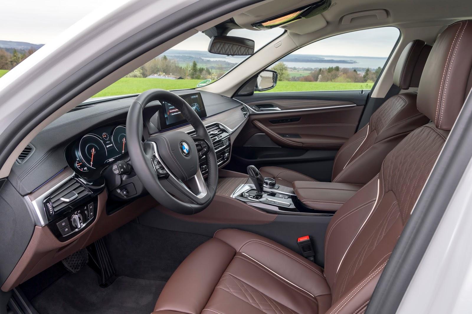 P90256383 highRes the new bmw 530e ipe Η BMW 530e iPerformance φέρνει την ηλεκτρική επανάσταση BMW, BMW 5, BMW 530e iPerformance, Electric cars, Hybrid, Λανσάρισμα