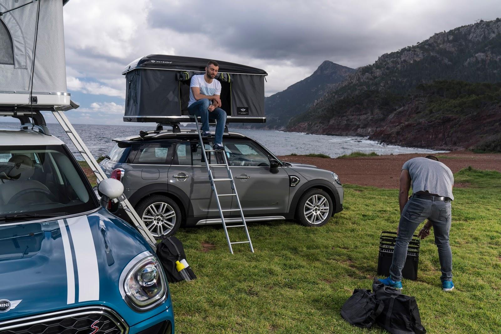 P90258007 highRes the autohome roof te Το MINI Countryman έχει και... σκηνή οροφής Mini, MINI Cooper Countryman, SUV