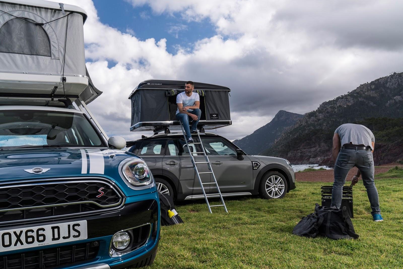 P90258008 highRes the autohome roof te Το MINI Countryman έχει και... σκηνή οροφής Mini, MINI Cooper Countryman, SUV