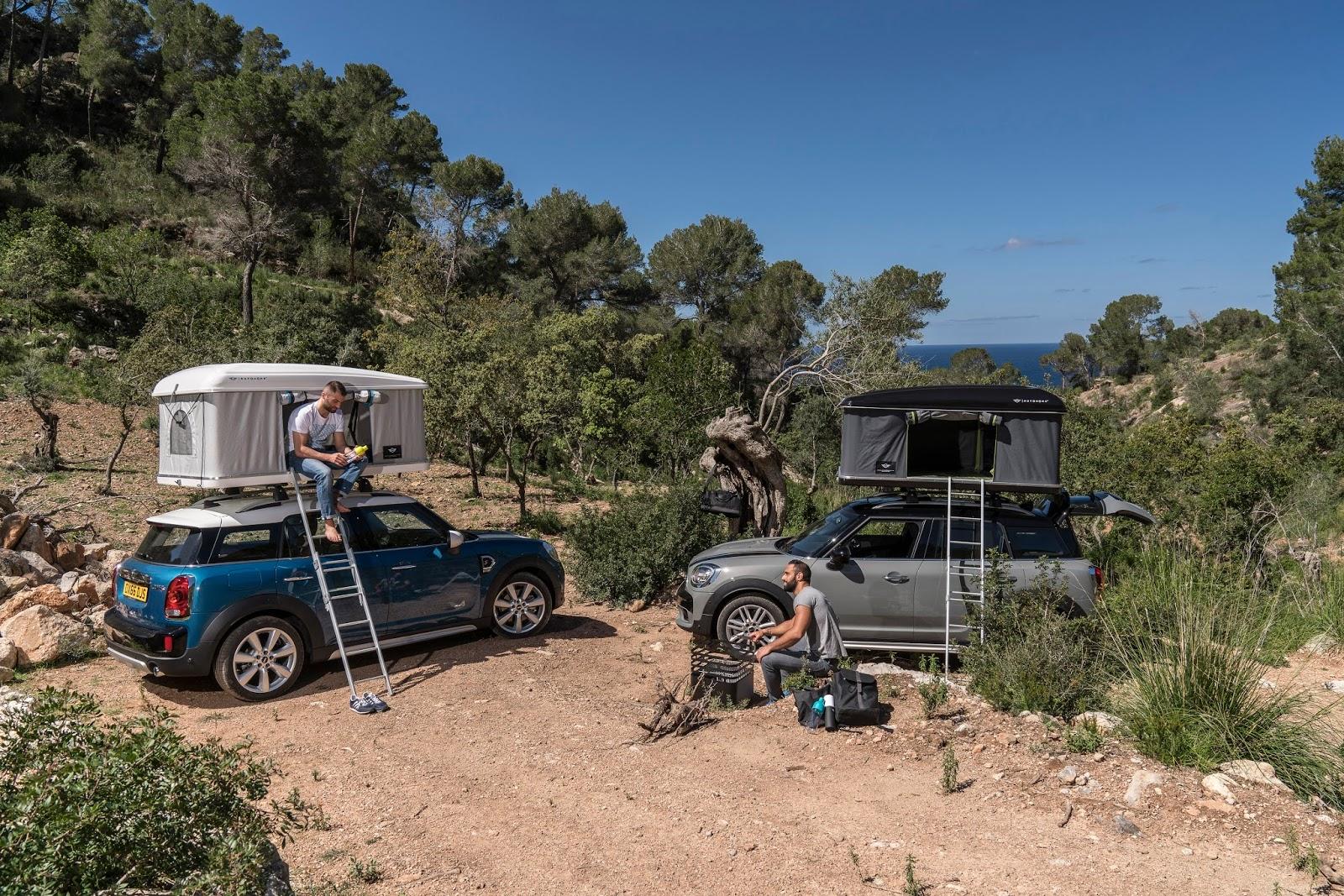 P90258010 highRes the autohome roof te Το MINI Countryman έχει και... σκηνή οροφής Mini, MINI Cooper Countryman, SUV