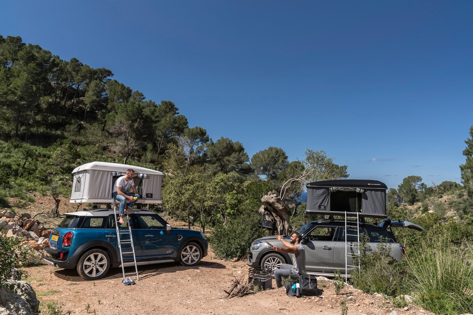 P90258011 highRes the autohome roof te Το MINI Countryman έχει και... σκηνή οροφής Mini, MINI Cooper Countryman, SUV