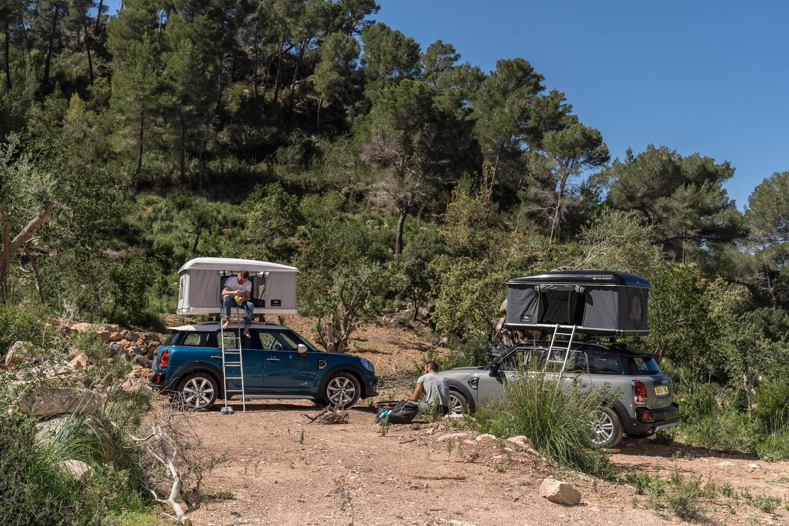 P90258014 highRes the autohome roof te Το MINI Countryman έχει και... σκηνή οροφής Mini, MINI Cooper Countryman, SUV