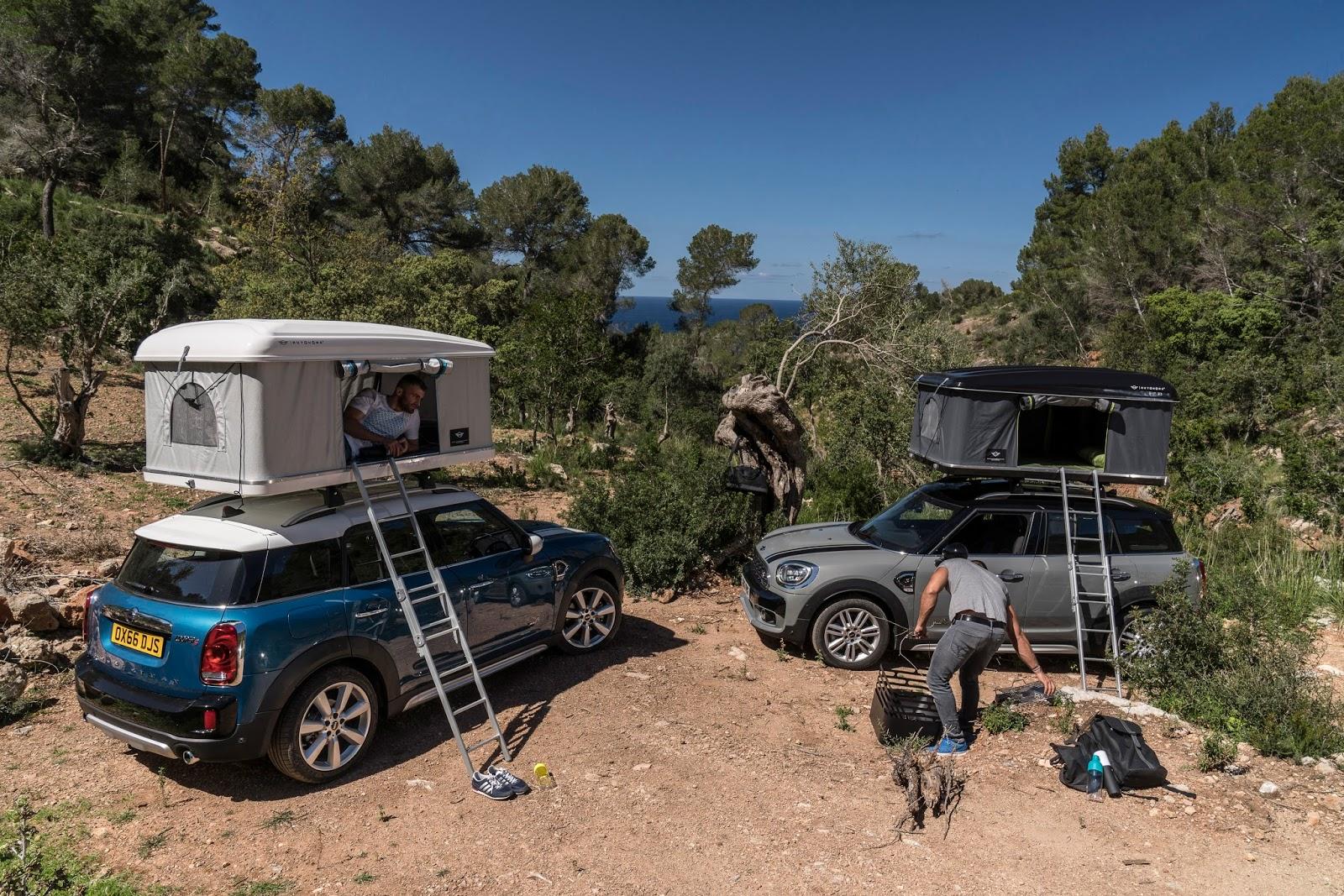 P90258017 highRes the autohome roof te Το MINI Countryman έχει και... σκηνή οροφής Mini, MINI Cooper Countryman, SUV