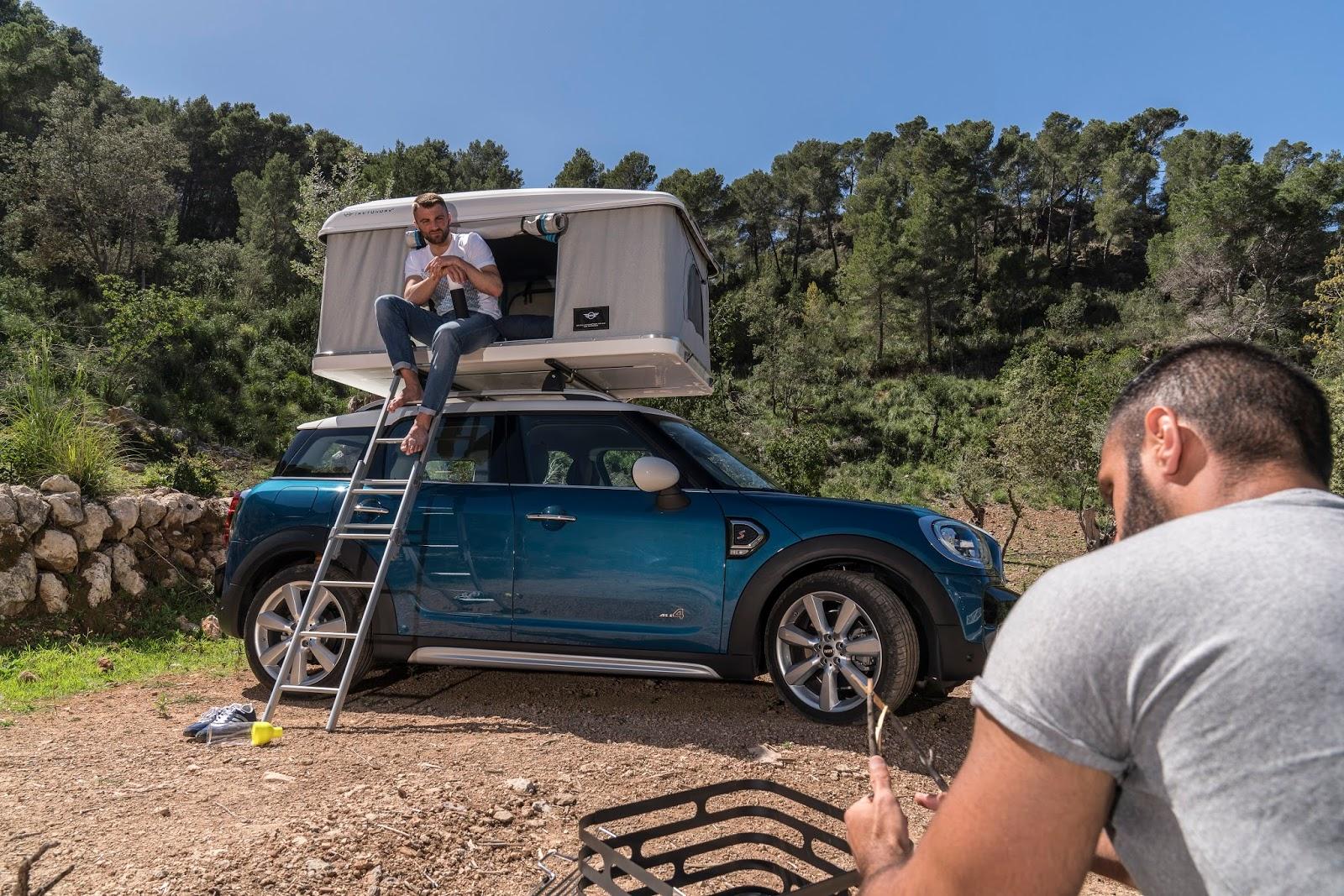 P90258020 highRes the autohome roof te Το MINI Countryman έχει και... σκηνή οροφής Mini, MINI Cooper Countryman, SUV