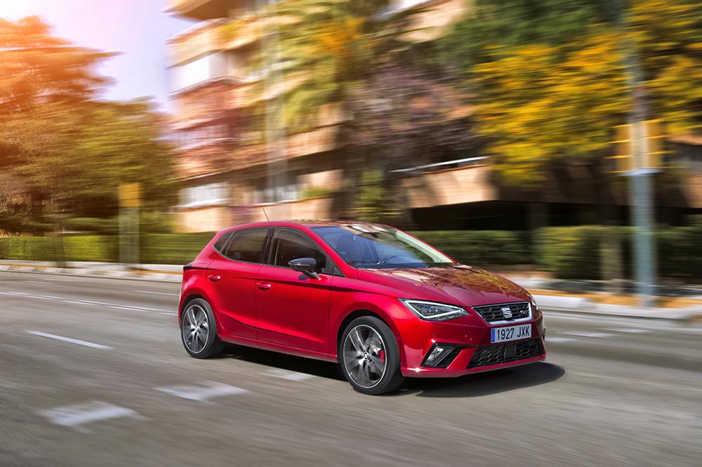 SEAT2BIBIZA2Bph1 Τον Ιούνιο, από 11.700 ευρώ το νέο Seat Ibiza στην Ελλάδα