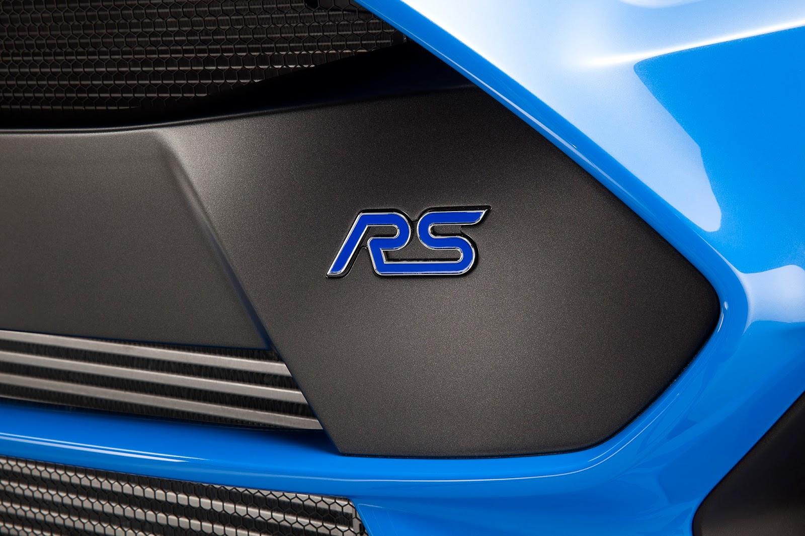 16FordFocusRS 10 HR Ford Focus RS Option Pack Edition : Το τέλειο βελτιώθηκε! Ford, Ford Focus, Ford Focus RS, Ford Focus RS Option Pack Edition, Ford Performance, Limited edition, videos