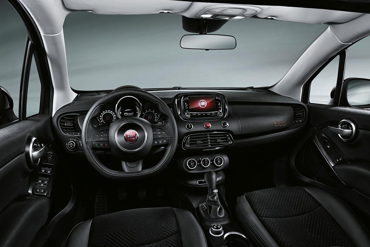170301 Fiat 500X 500X 012B252812529 Από 21.300 € το... σκοτεινό Fiat 500X S-Design compact SUV, Fiat, Fiat 500, Fiat 500X, Fiat 500X S-Design, SUV