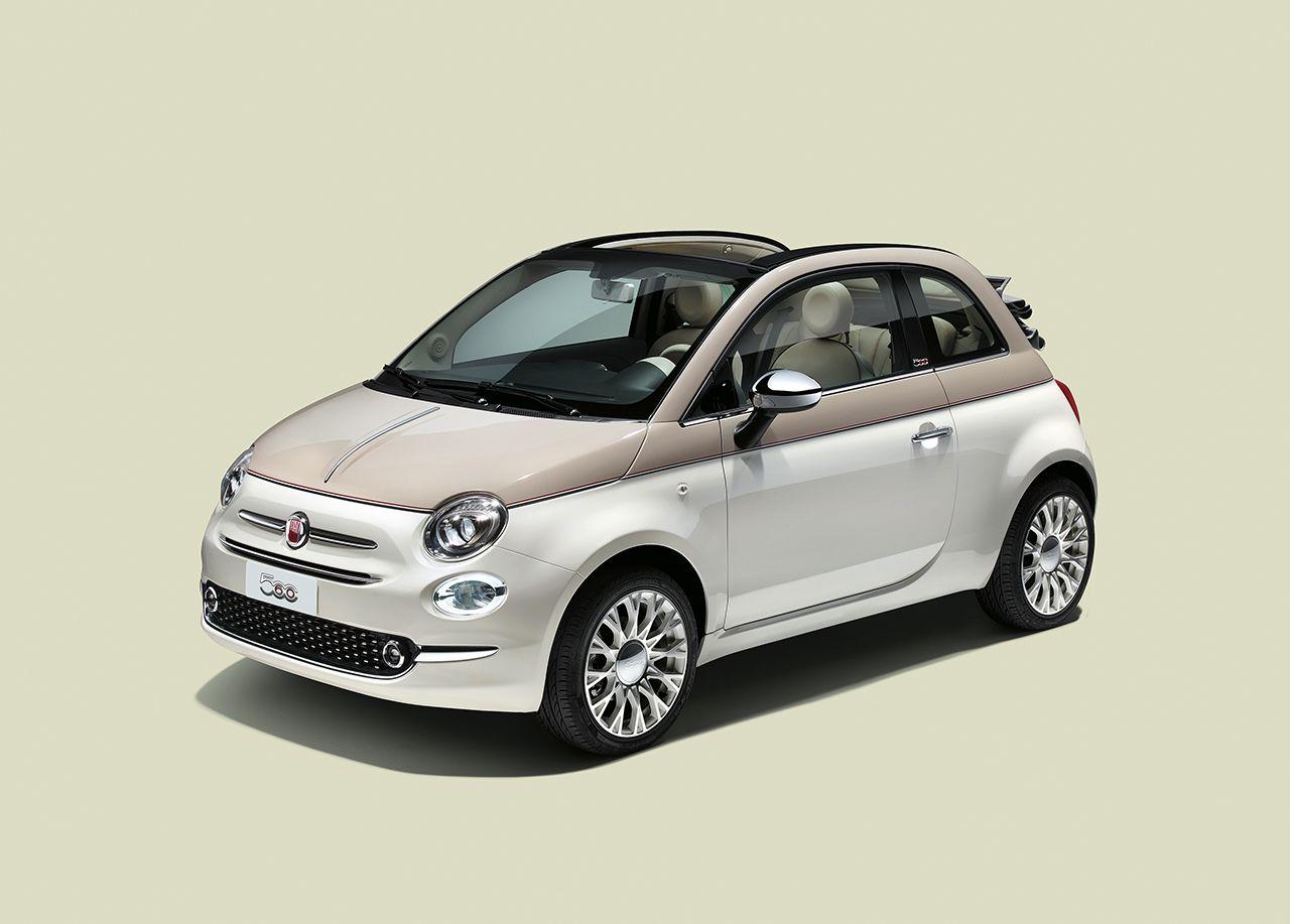 170301 Fiat 500 01 Το Fiat 500 γιορτάζει τα 60ά γενέθλιά του προσφέροντας μοναδικά δώρα 500, Fiat, Fiat 500, videos