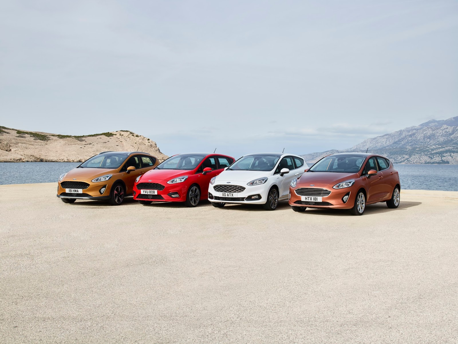 FORD FIESTA2016 RANGE 01 Τα πρώτα Ford Fiesta έρχονται στην Ελλάδα, με τιμή από 12.990€ Bestseller, Ford, Ford Fiesta, supermini, Λανσάρισμα