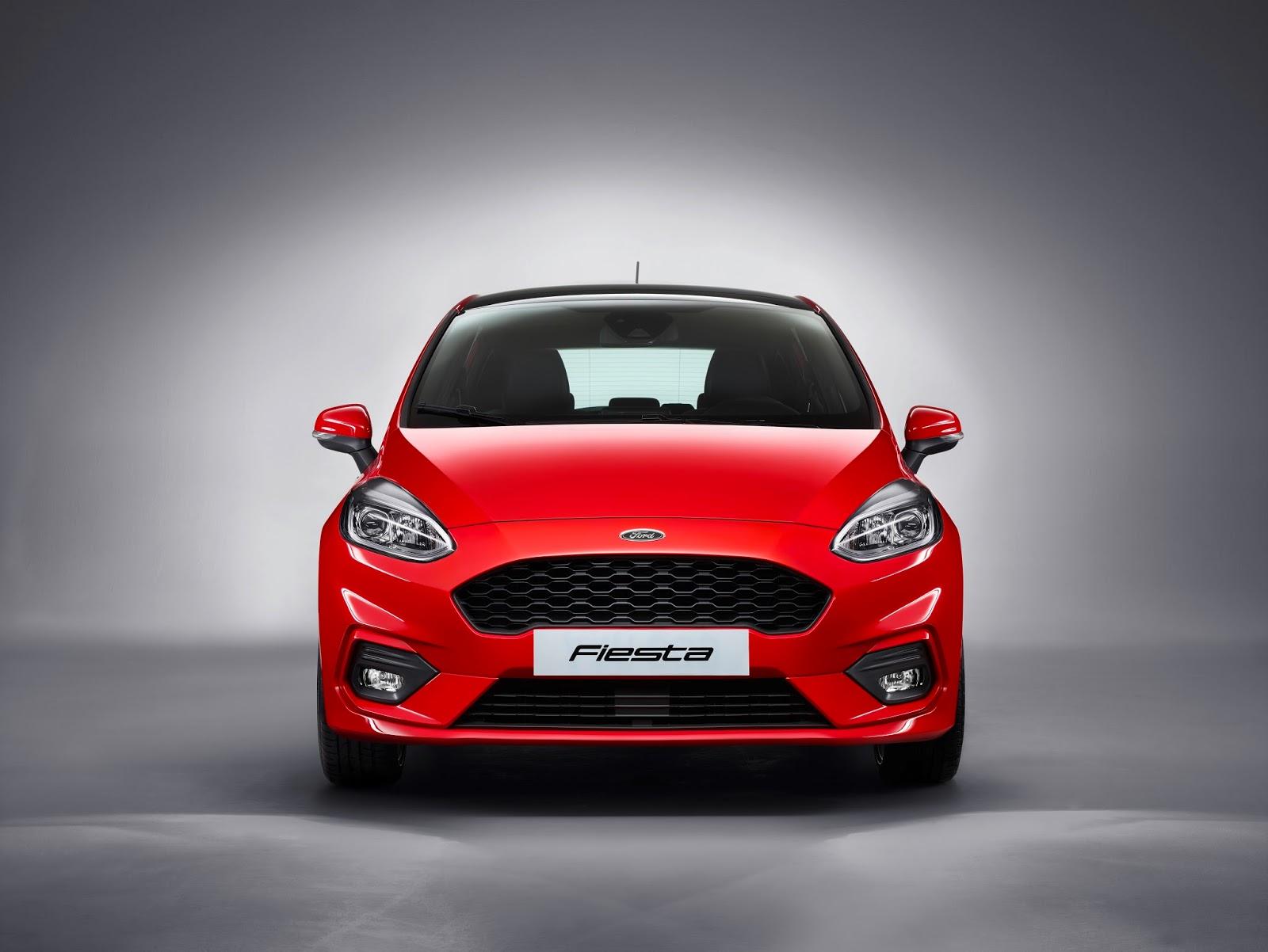 FORD FIESTA2016 ST LINE FRONT 08 Τα πρώτα Ford Fiesta έρχονται στην Ελλάδα, με τιμή από 12.990€ Bestseller, Ford, Ford Fiesta, supermini, Λανσάρισμα