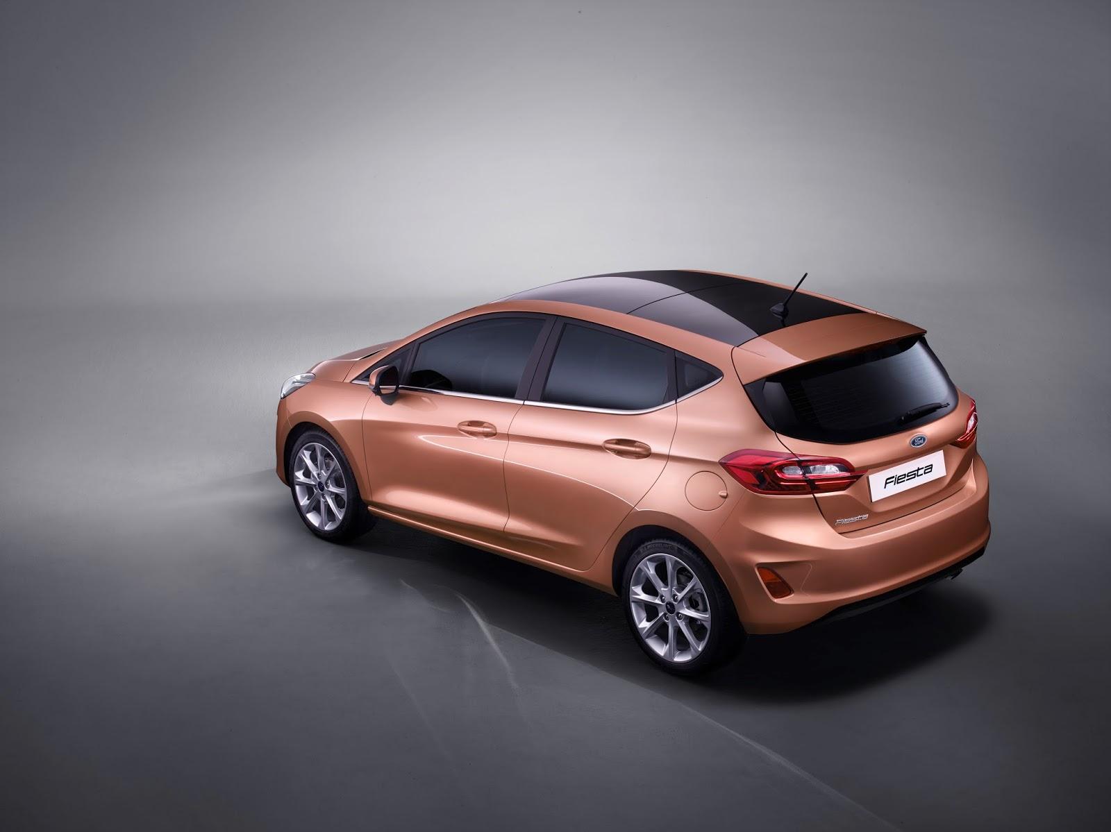 FORD FIESTA2016 TITANIUM 34 REAR 02 Τα πρώτα Ford Fiesta έρχονται στην Ελλάδα, με τιμή από 12.990€ Bestseller, Ford, Ford Fiesta, supermini, Λανσάρισμα
