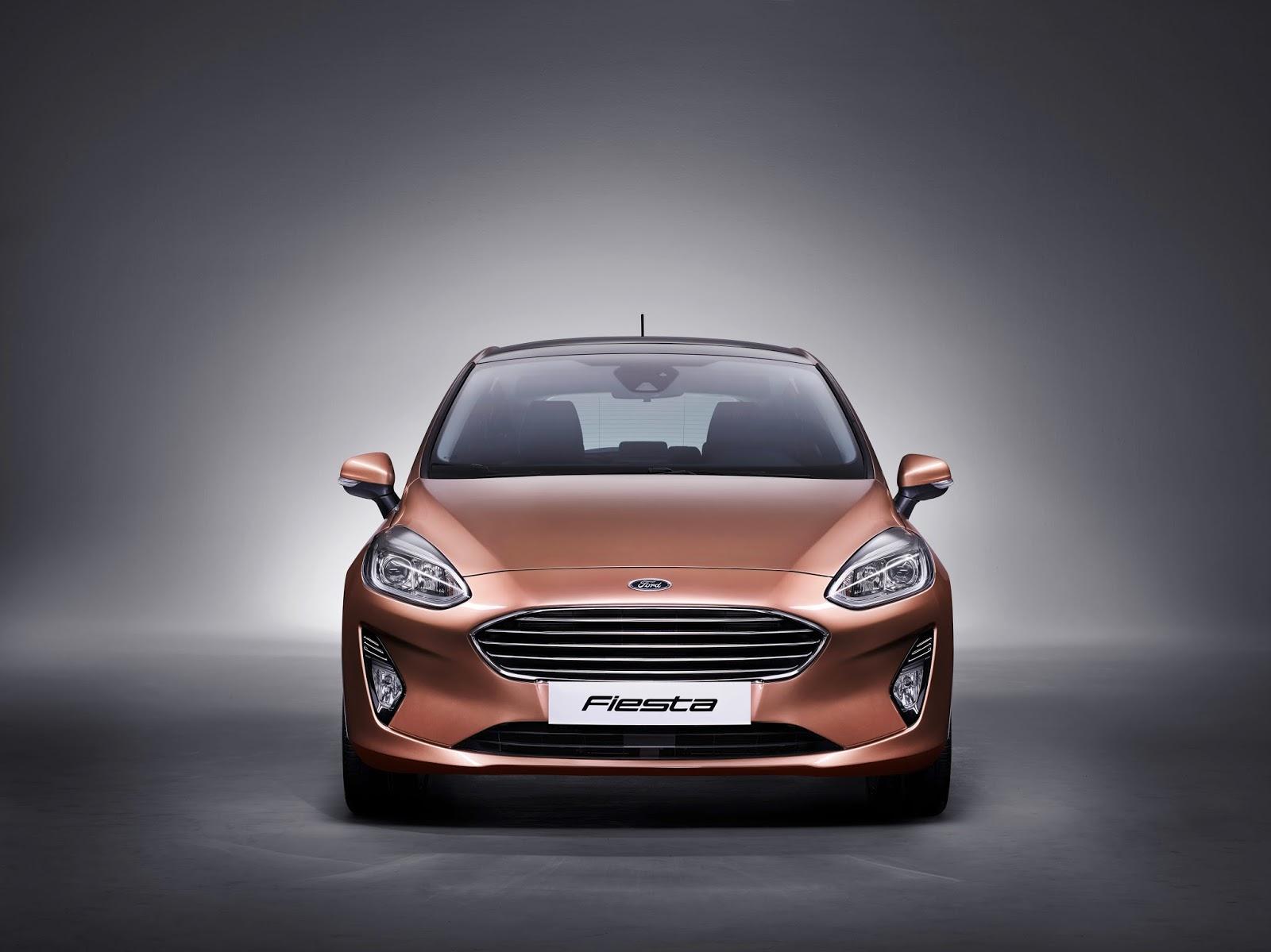 FORD FIESTA2016 TITANIUM FRONT 04 Τα πρώτα Ford Fiesta έρχονται στην Ελλάδα, με τιμή από 12.990€ Bestseller, Ford, Ford Fiesta, supermini, Λανσάρισμα