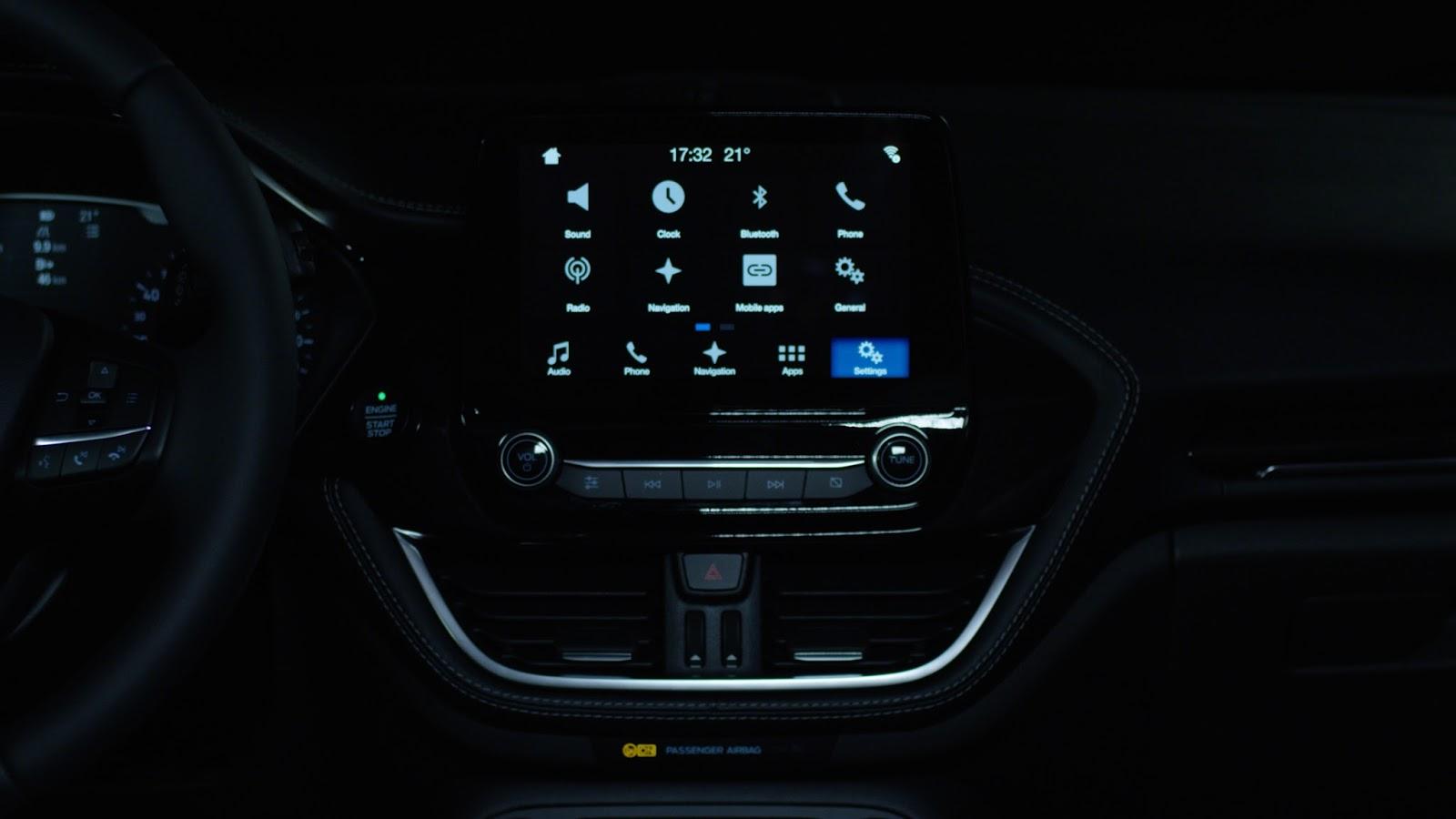 FordFiesta InteriorDesignTour 01 Τα πρώτα Ford Fiesta έρχονται στην Ελλάδα, με τιμή από 12.990€ Bestseller, Ford, Ford Fiesta, supermini, Λανσάρισμα