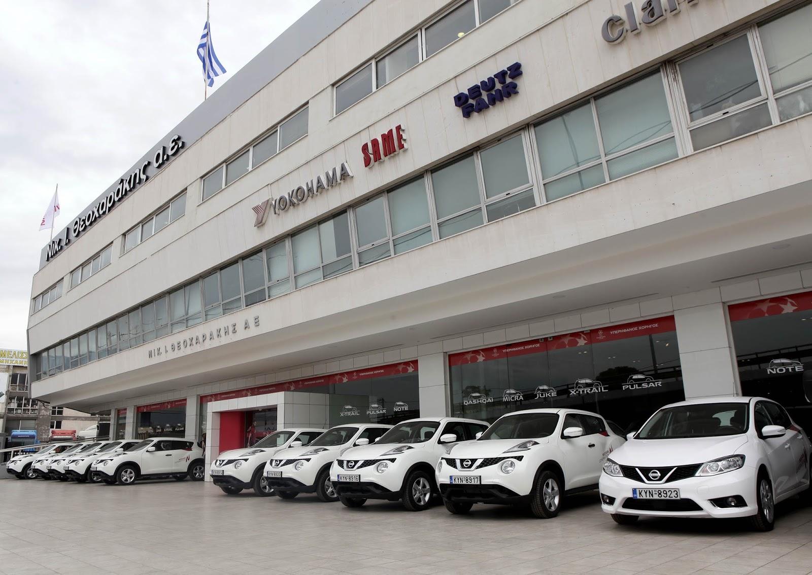 IMG 5879 Η Nissan βραβεύει με αυτοκίνητα του νικητές του GENERATION N ! Events, Future, Innovation, Nissan