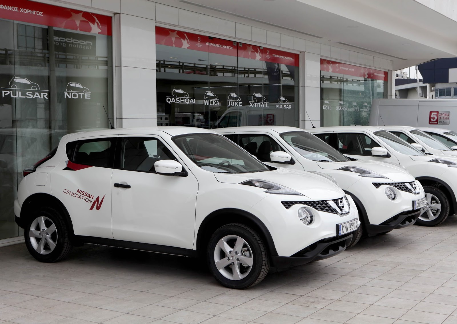 IMG 5886 Η Nissan βραβεύει με αυτοκίνητα του νικητές του GENERATION N ! Events, Future, Innovation, Nissan