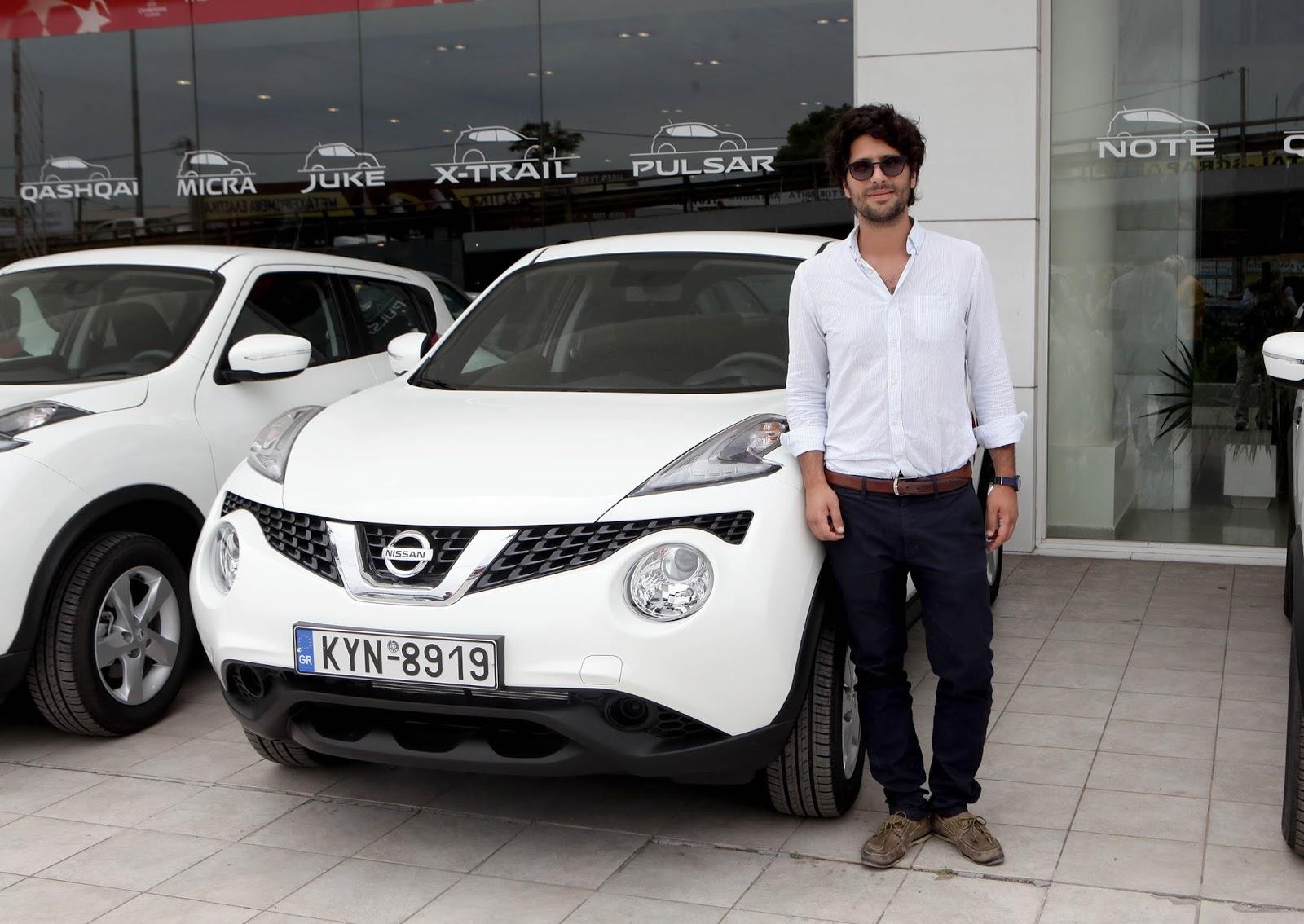 IMG 6151 Η Nissan βραβεύει με αυτοκίνητα του νικητές του GENERATION N ! Events, Future, Innovation, Nissan